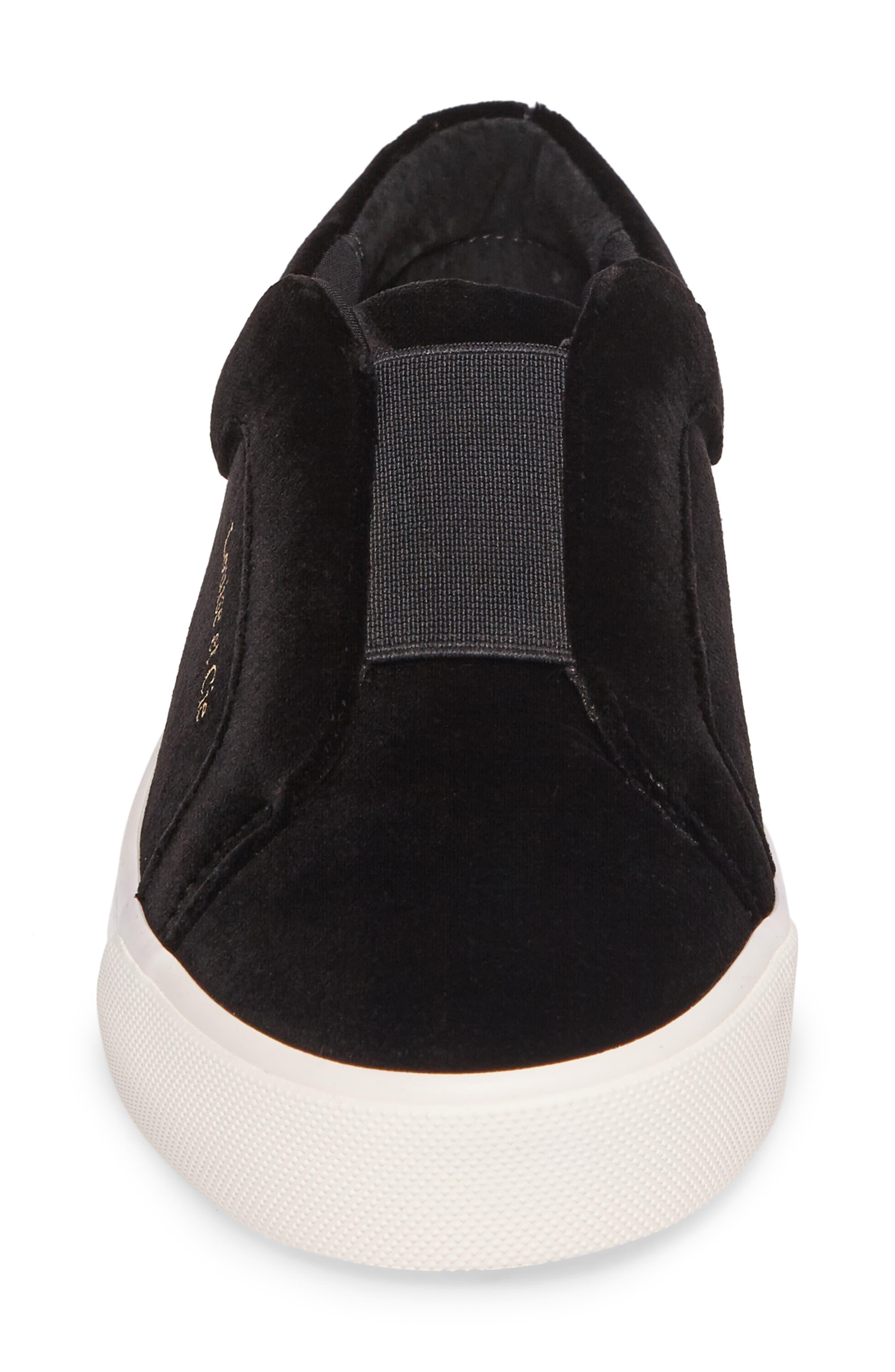 Bette Slip-On Sneaker,                             Alternate thumbnail 4, color,                             001