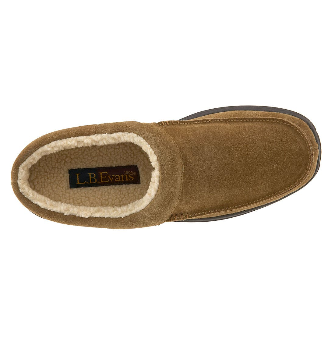 'Edmonton' Slipper,                             Alternate thumbnail 3, color,                             TAN