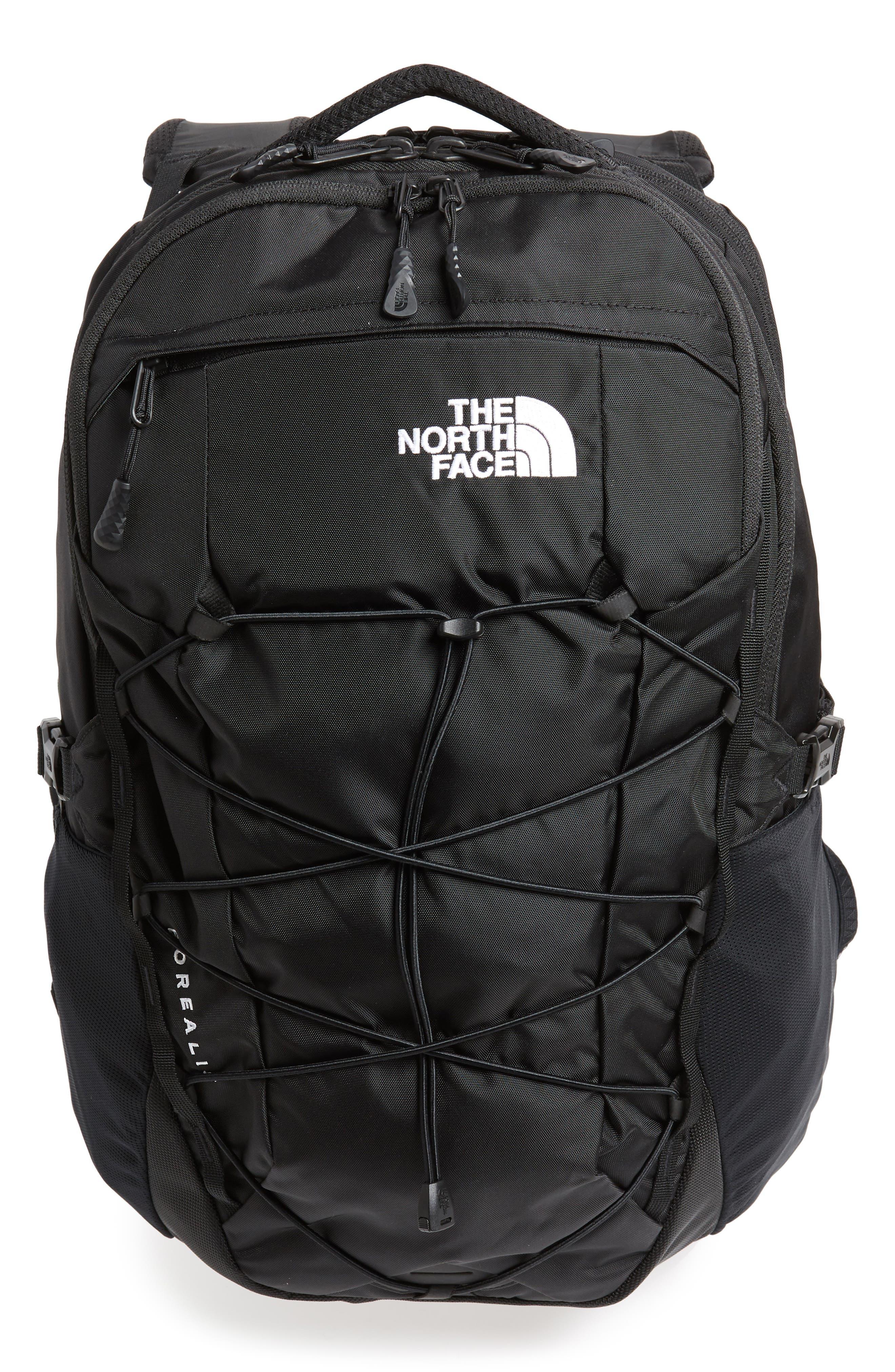 THE NORTH FACE,                             Borealis Backpack,                             Main thumbnail 1, color,                             001