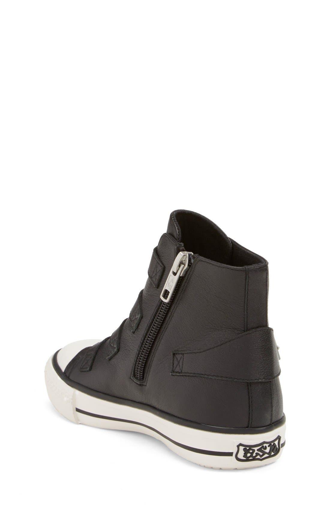 'Vava' Sneaker,                             Alternate thumbnail 6, color,                             001