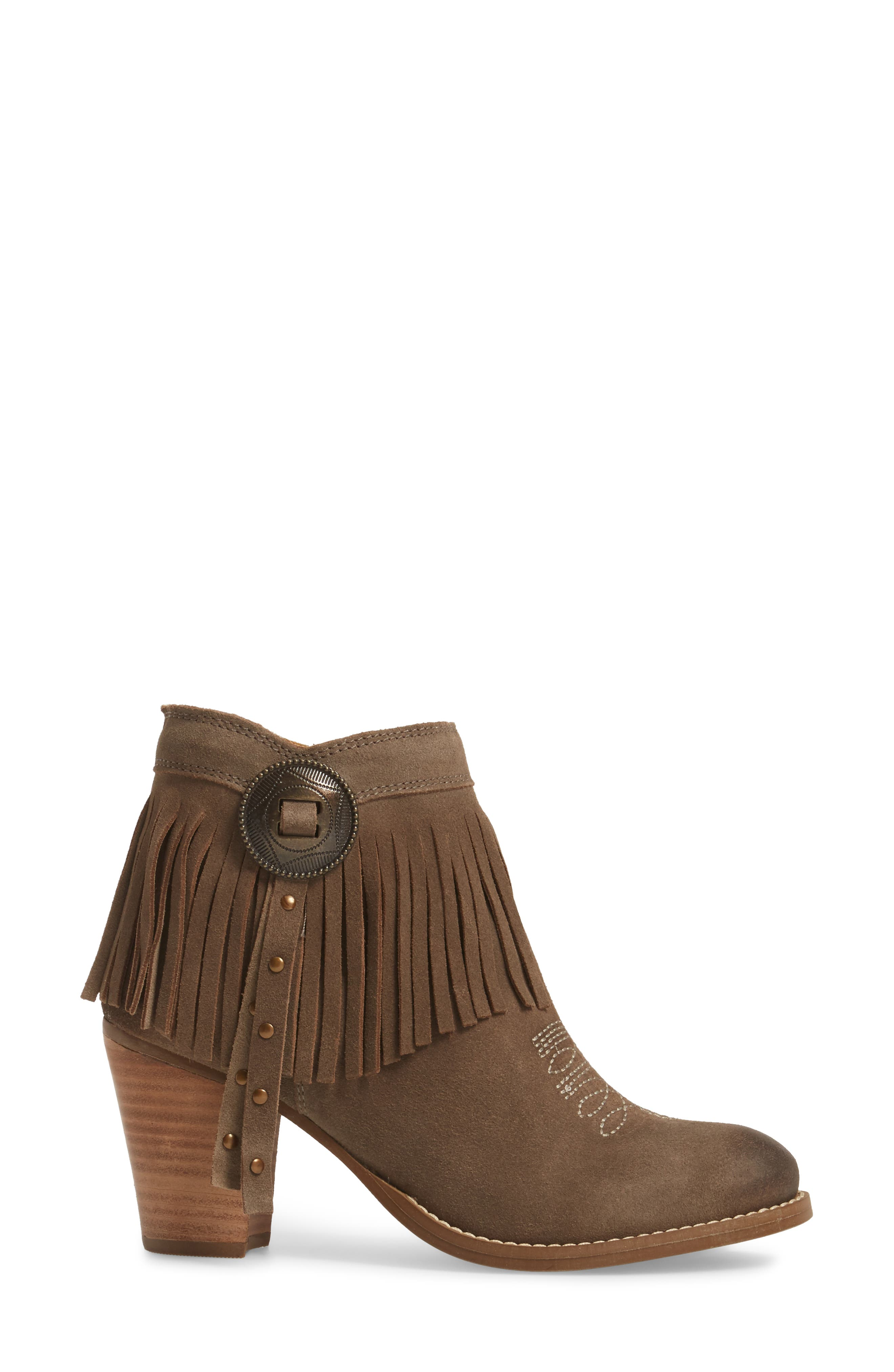 Unbridled Avery Bootie,                             Alternate thumbnail 3, color,                             200