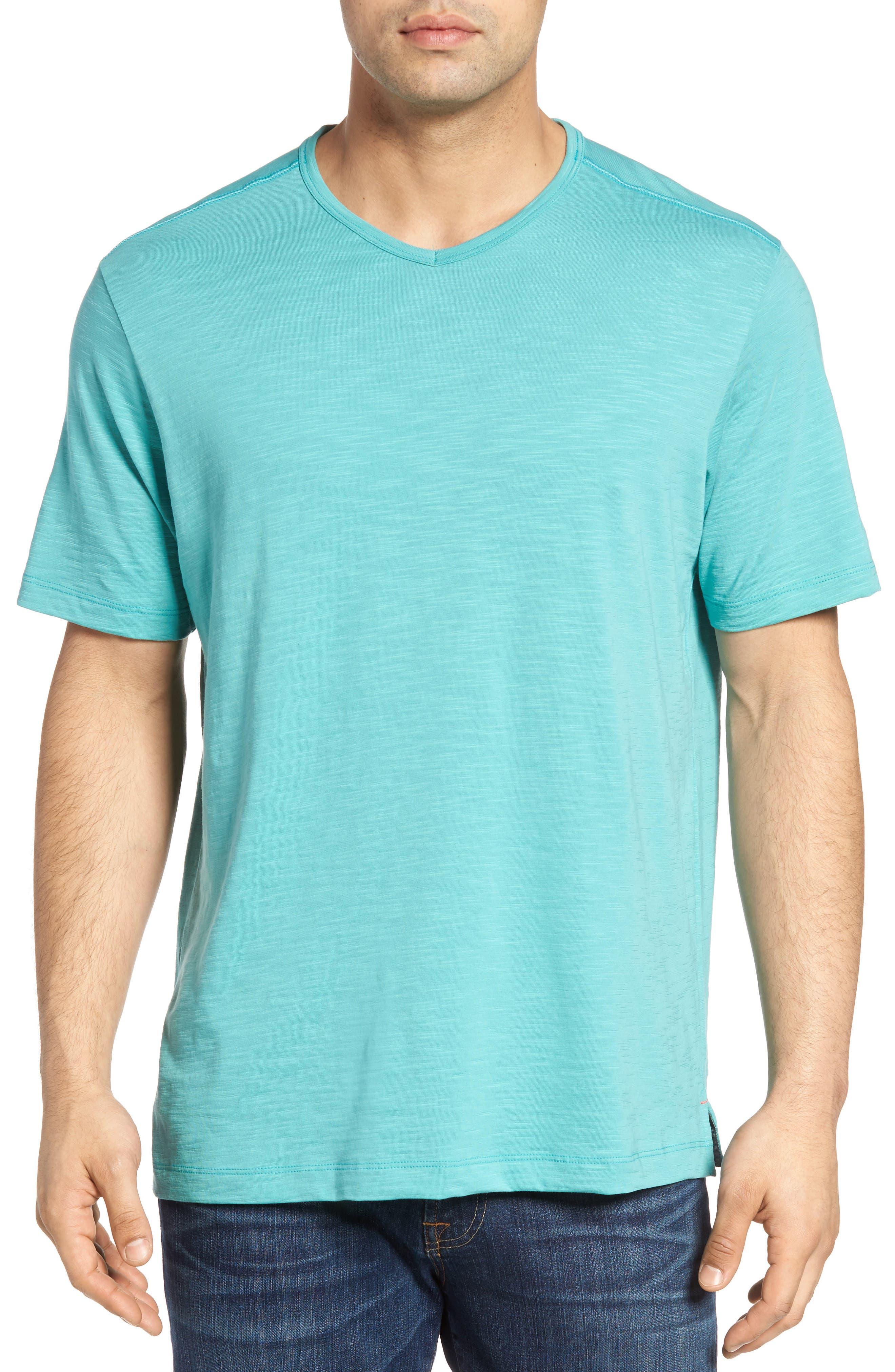 'Portside Player' Pima Cotton T-Shirt,                             Alternate thumbnail 20, color,