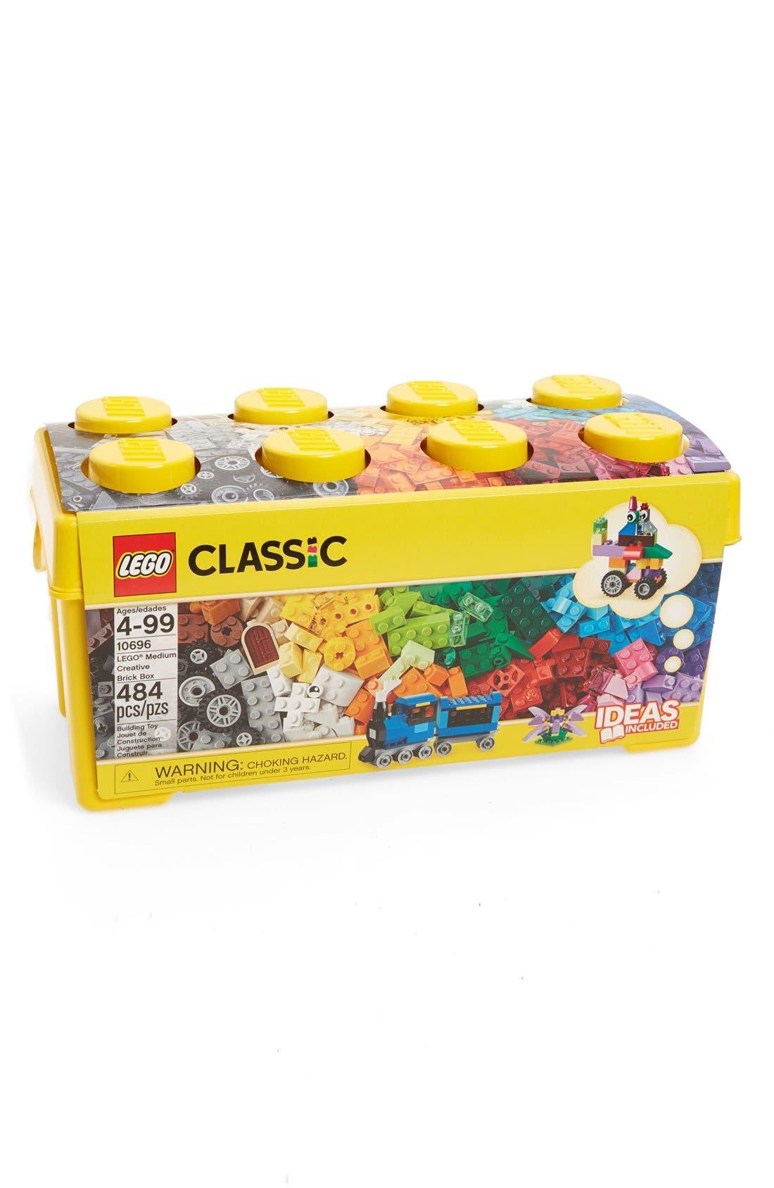 Classic Medium Creative Brick Box - 10696,                             Main thumbnail 1, color,                             MULTI