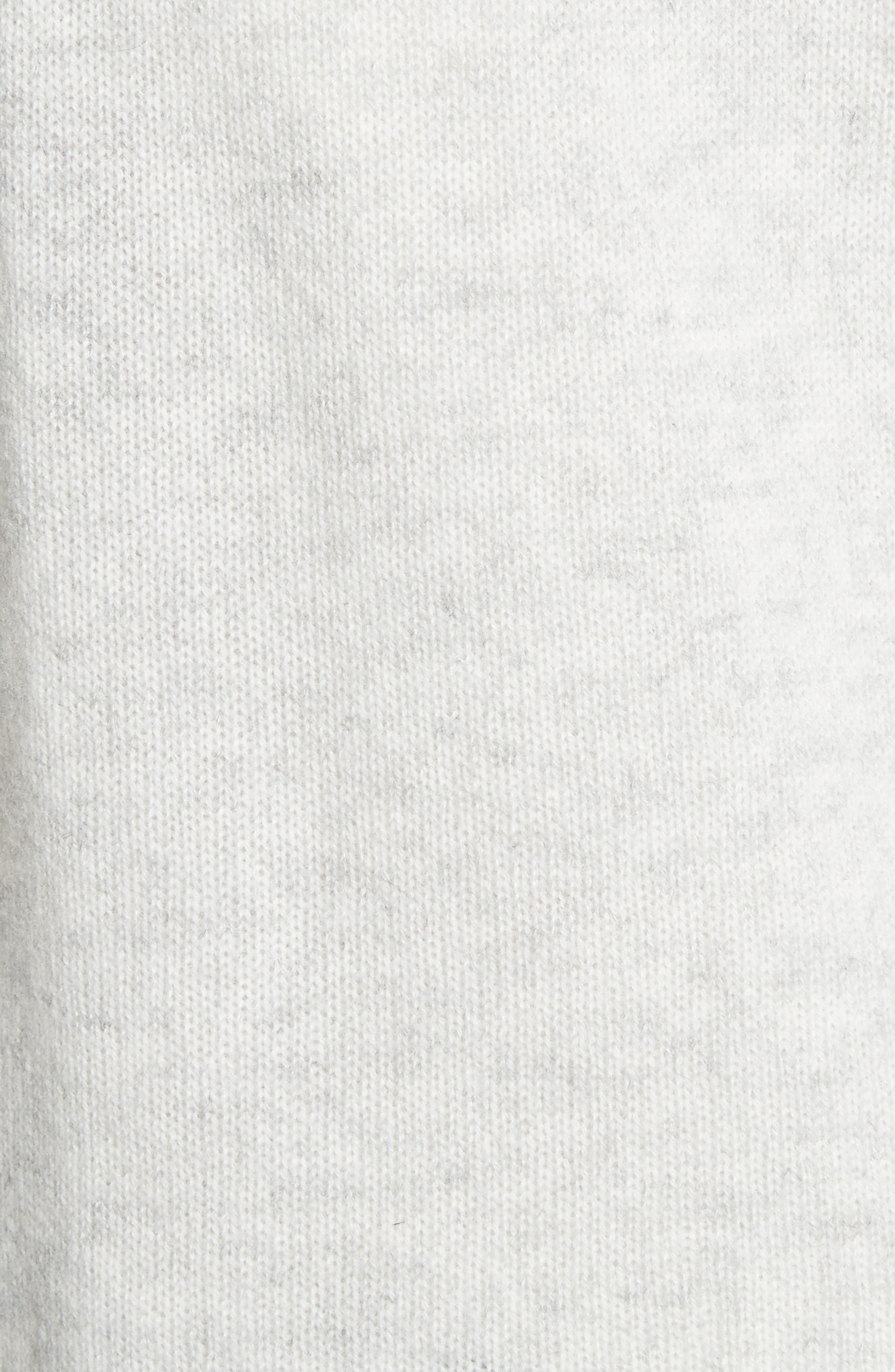 Doral Cashmere Cardigan,                             Alternate thumbnail 5, color,                             100