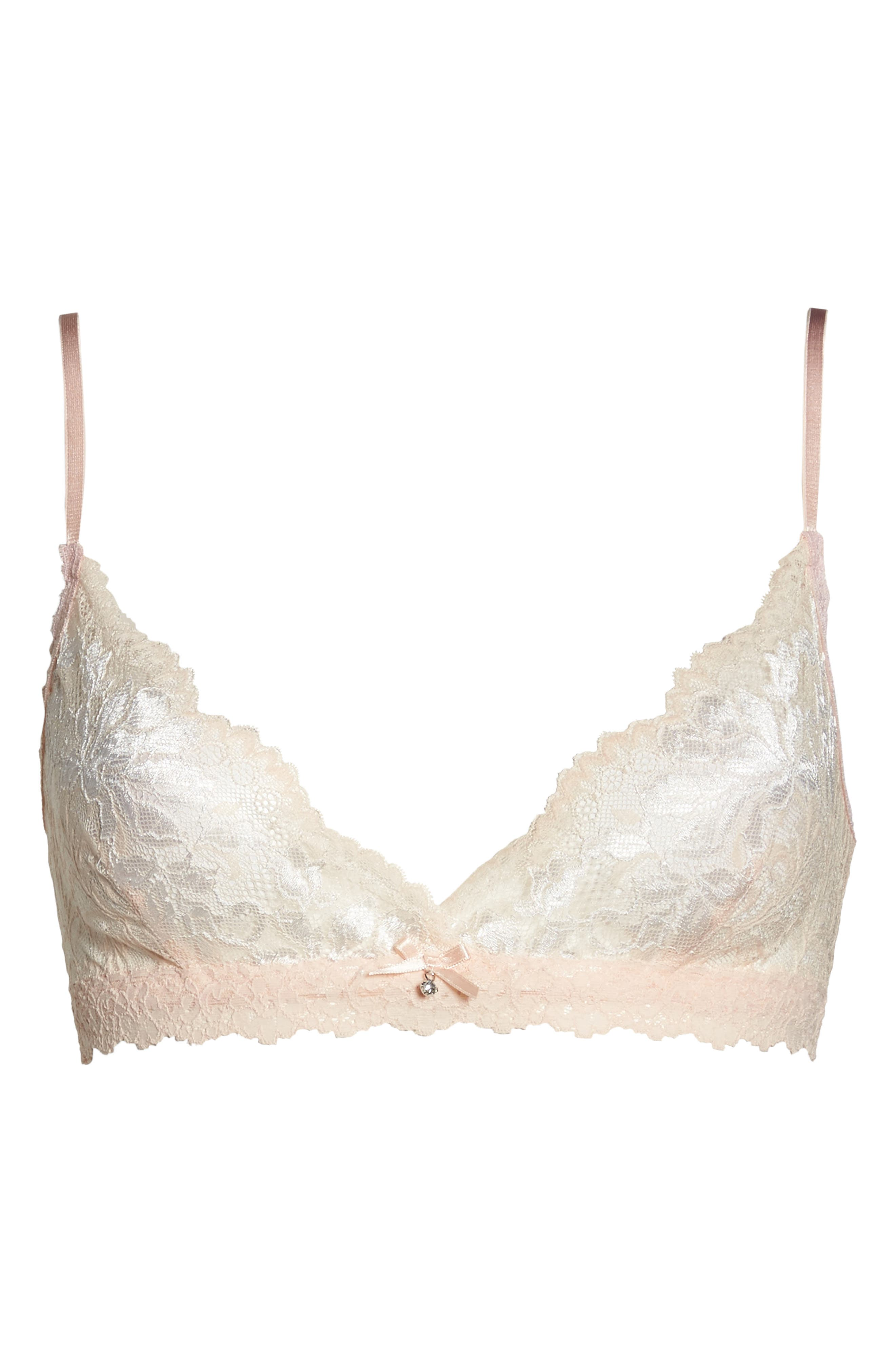 Alexia Lace Bralette,                             Alternate thumbnail 6, color,                             ALEXIA VAN