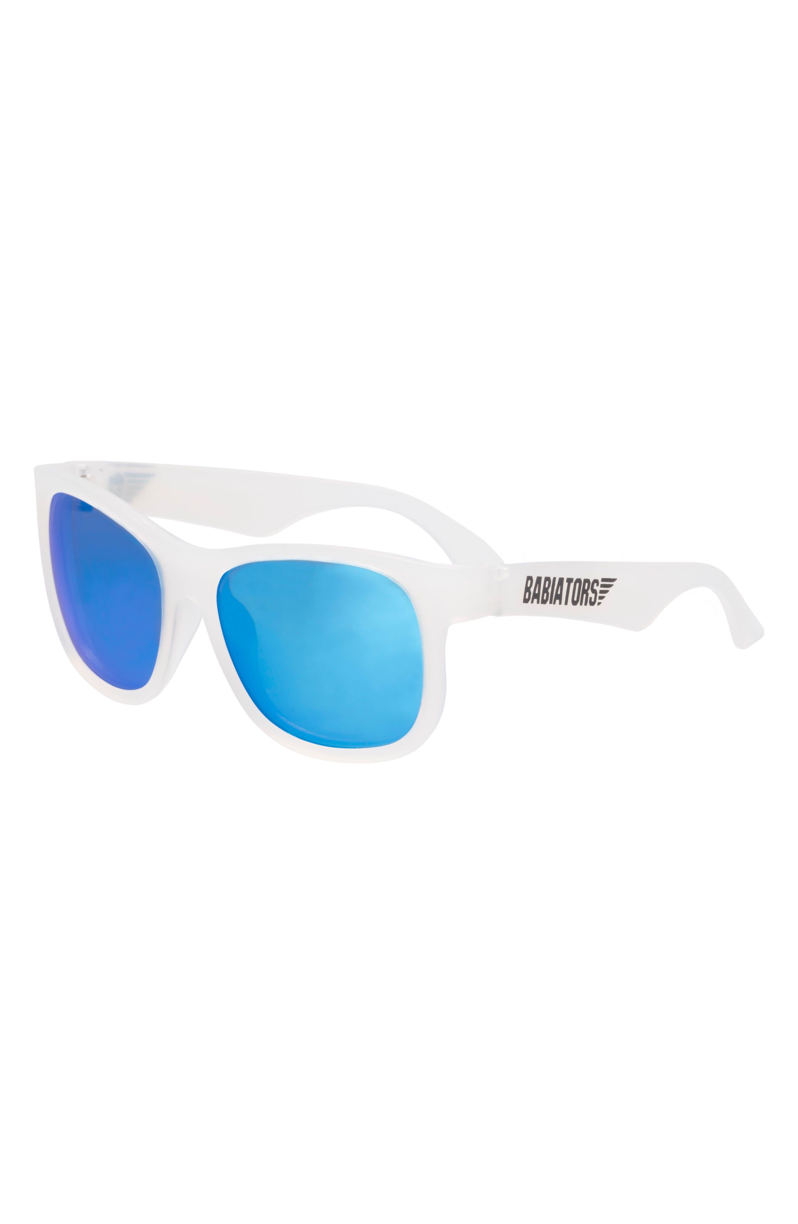 Original Navigator Sunglasses,                         Main,                         color, BLUE ICE
