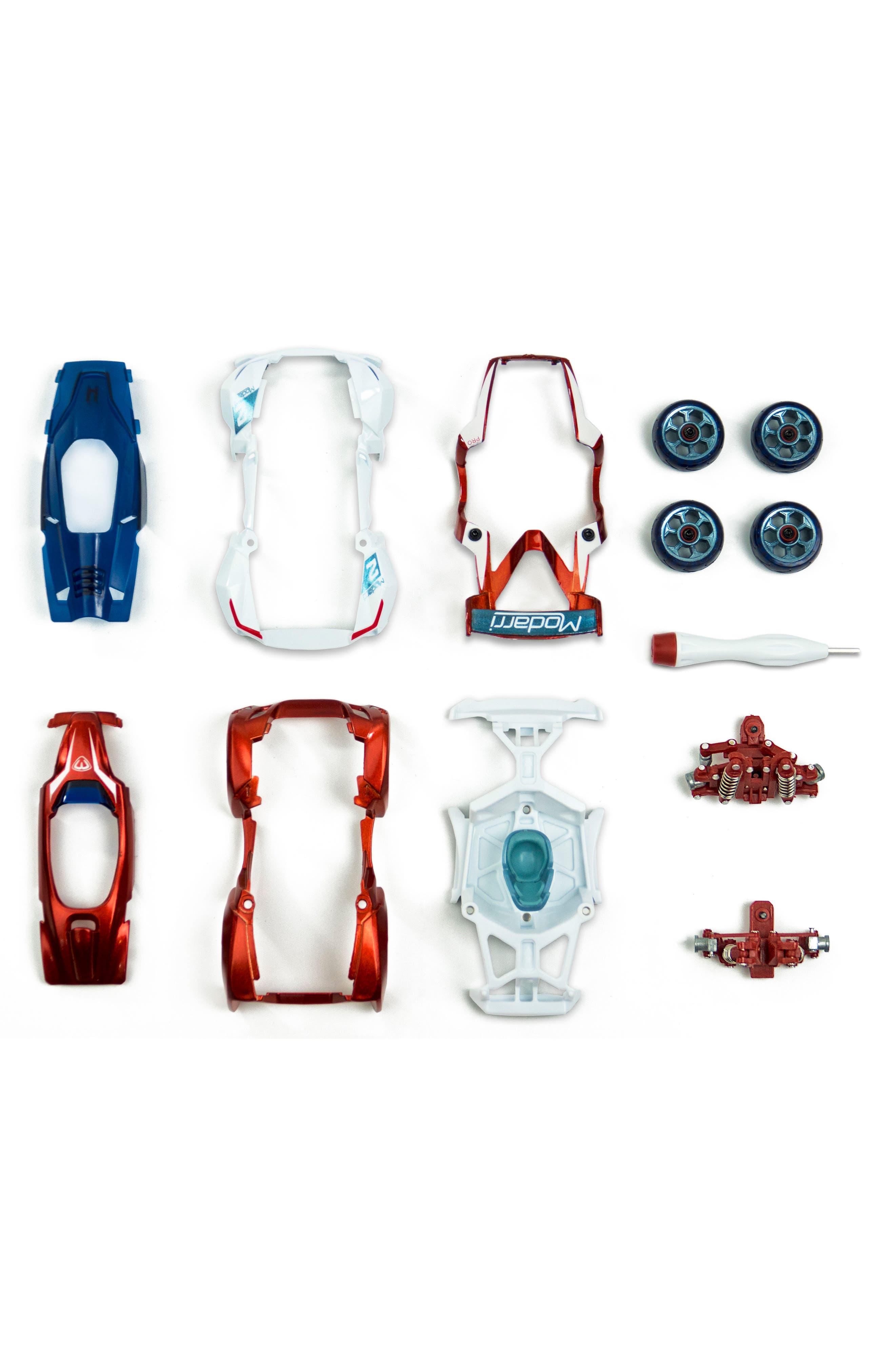 Delux T1 Track Car Kit,                             Alternate thumbnail 2, color,