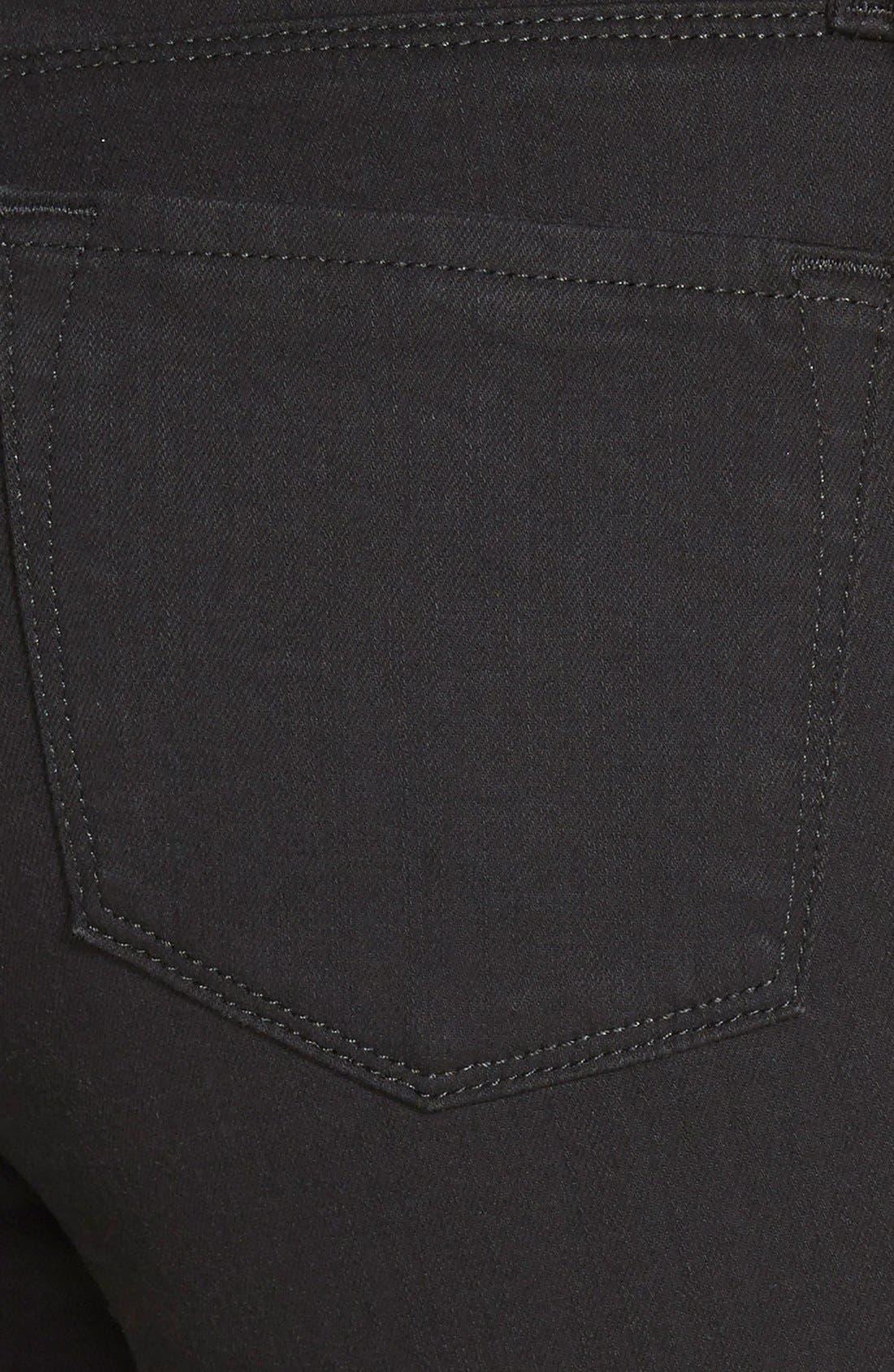 Maria High Waist Skinny Jeans,                             Alternate thumbnail 11, color,