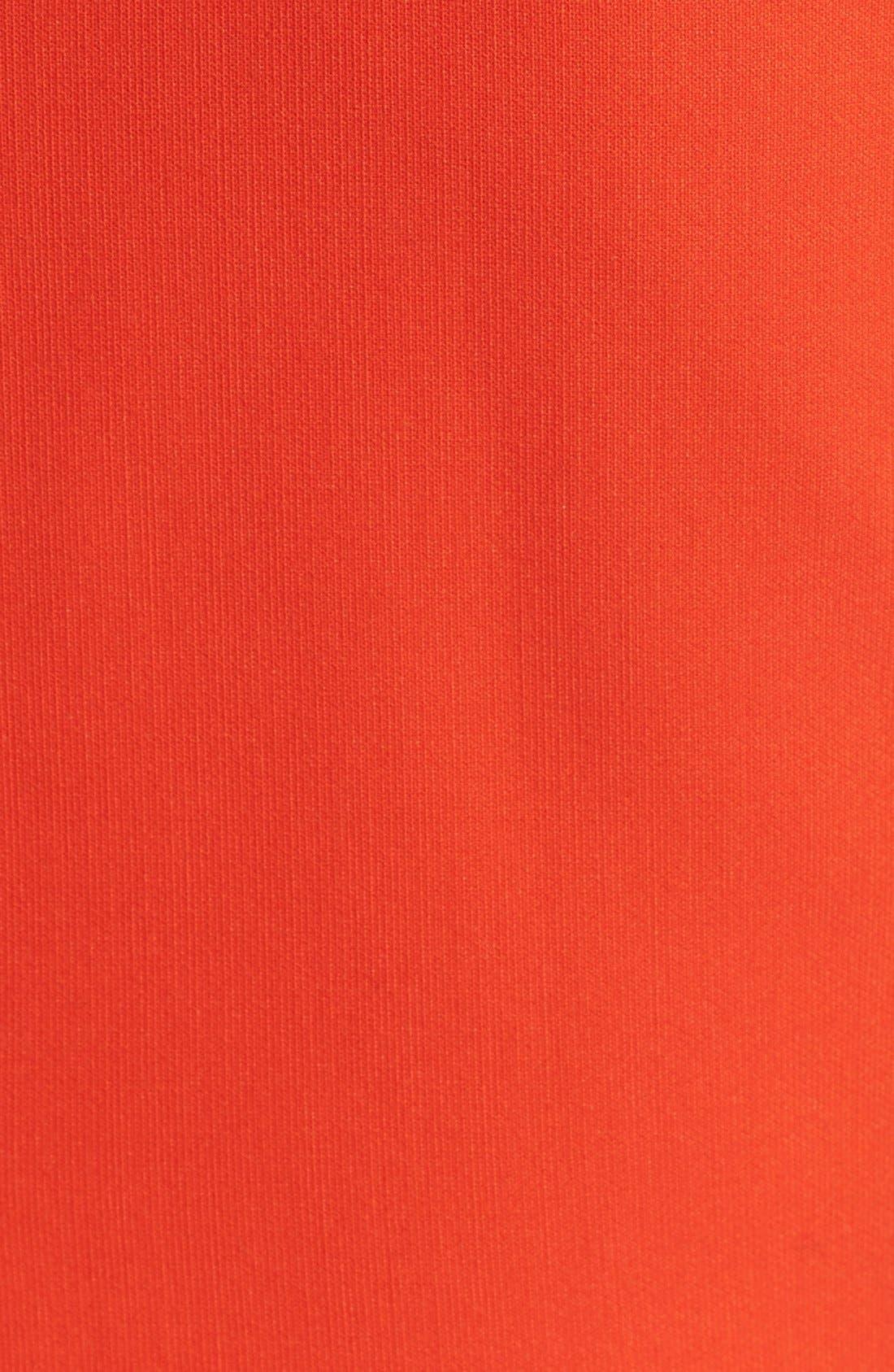 'Elle' Fit & Flare Racerback Dress,                             Alternate thumbnail 2, color,                             843