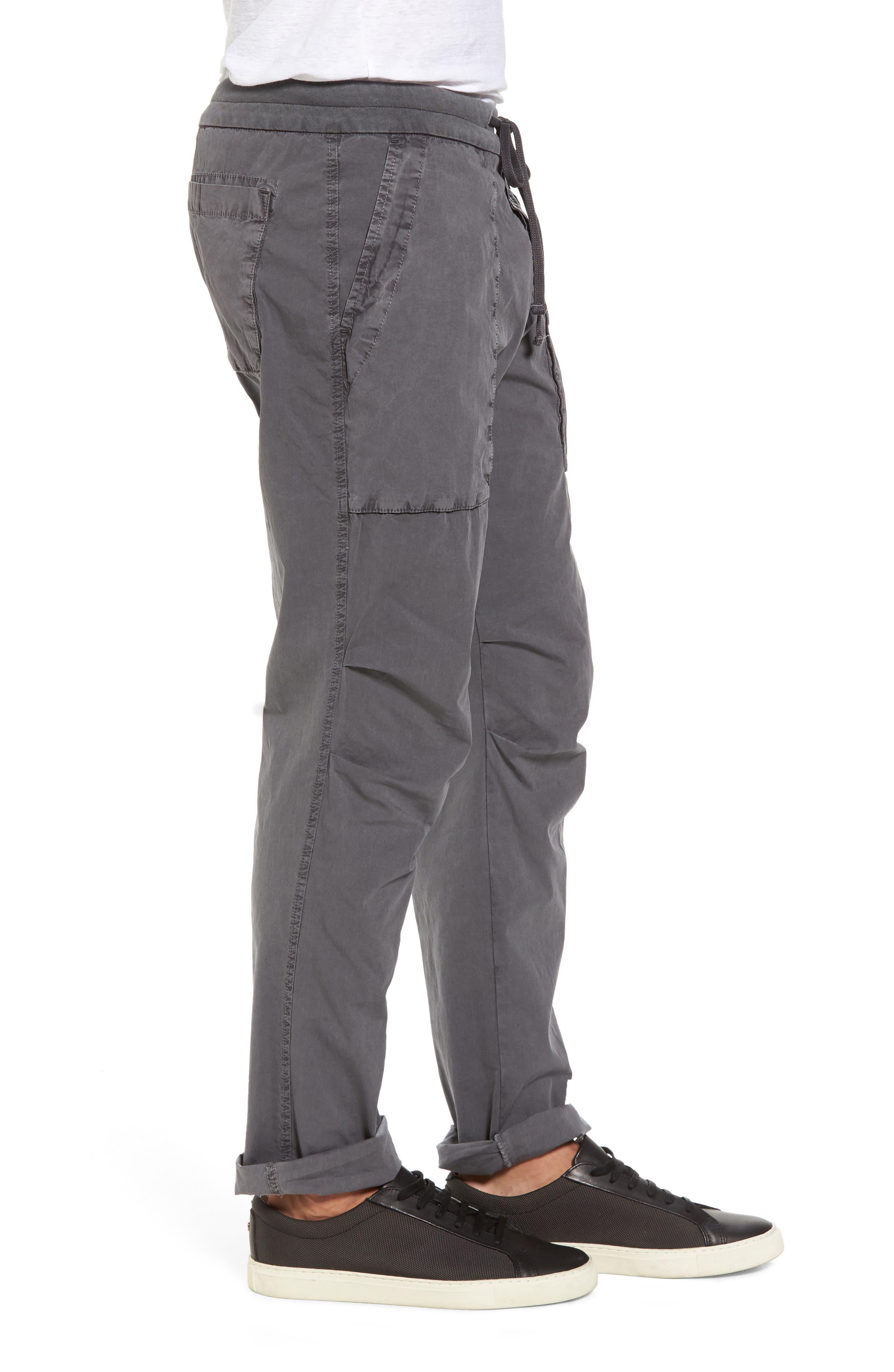 Stretch Poplin Utility Pants,                             Alternate thumbnail 3, color,                             020