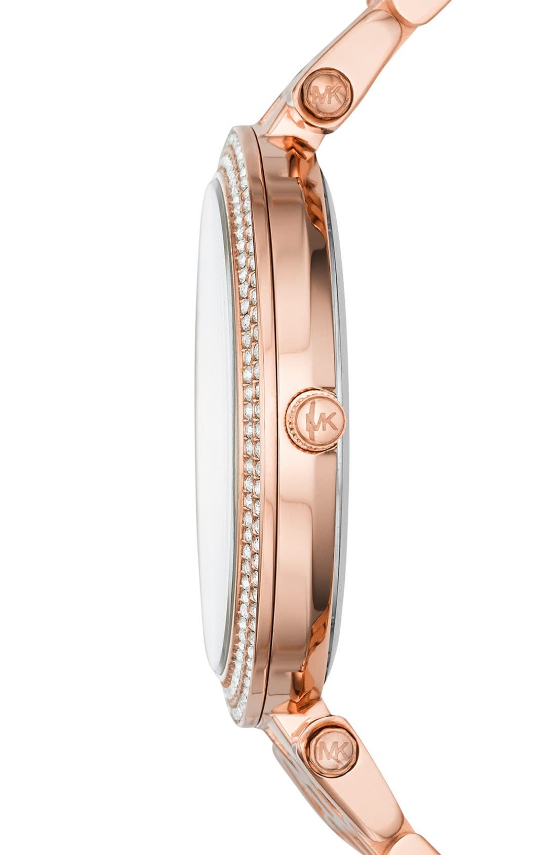 'Darci' Round Bracelet Watch, 39mm,                             Alternate thumbnail 36, color,