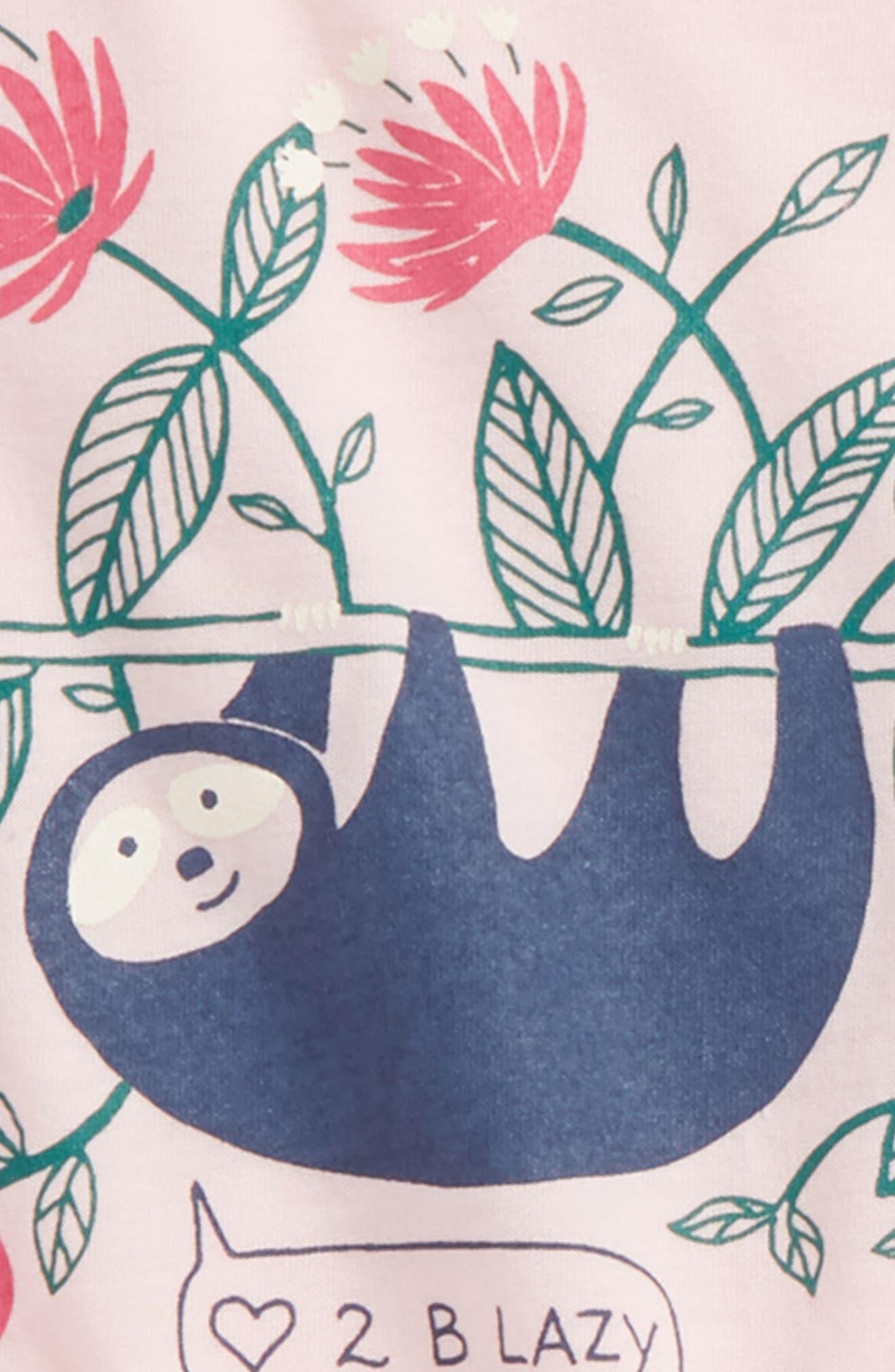 Two-Piece Pajamas,                             Alternate thumbnail 2, color,                             680