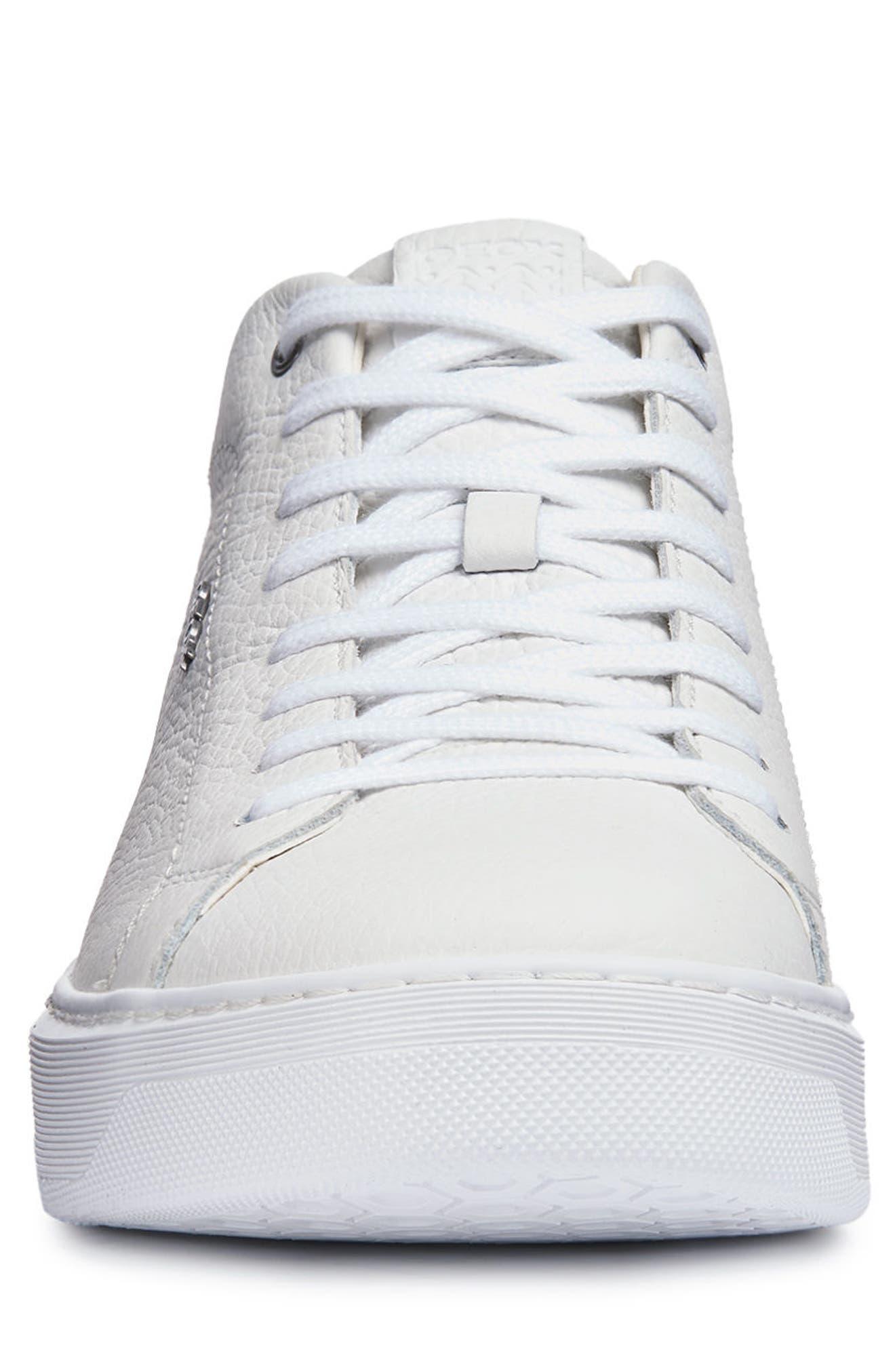 Deiven 3 Mid Top Sneaker,                             Alternate thumbnail 4, color,                             100