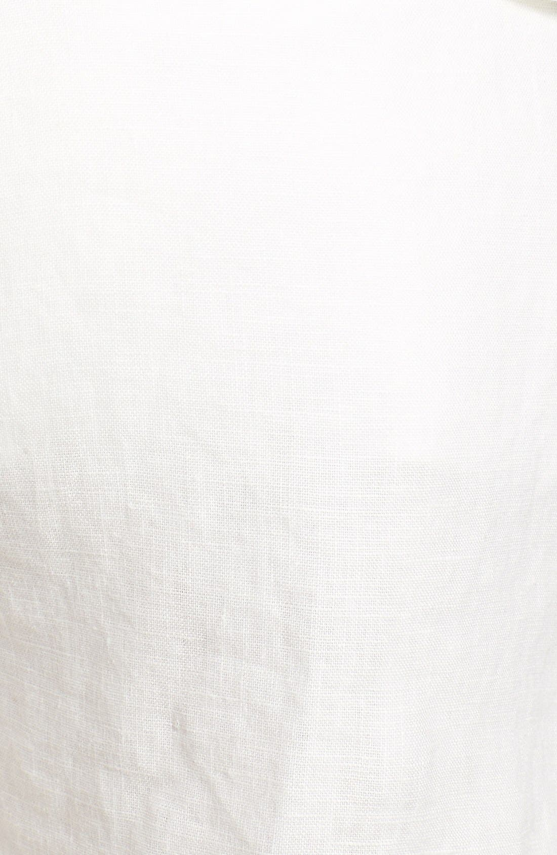 'Treyla' Drawstring Linen Shorts,                             Alternate thumbnail 2, color,                             114