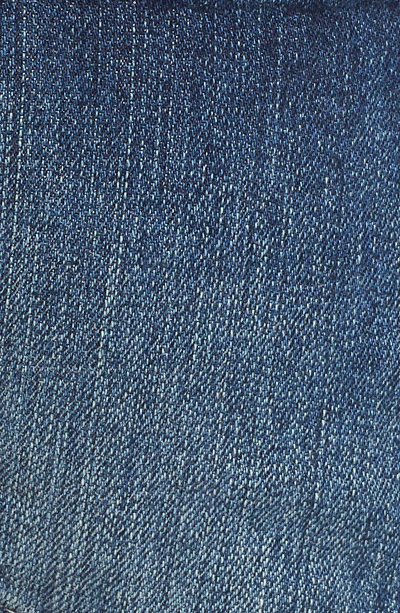 AG,                             Tellis Slim Fit Jeans,                             Alternate thumbnail 5, color,                             417