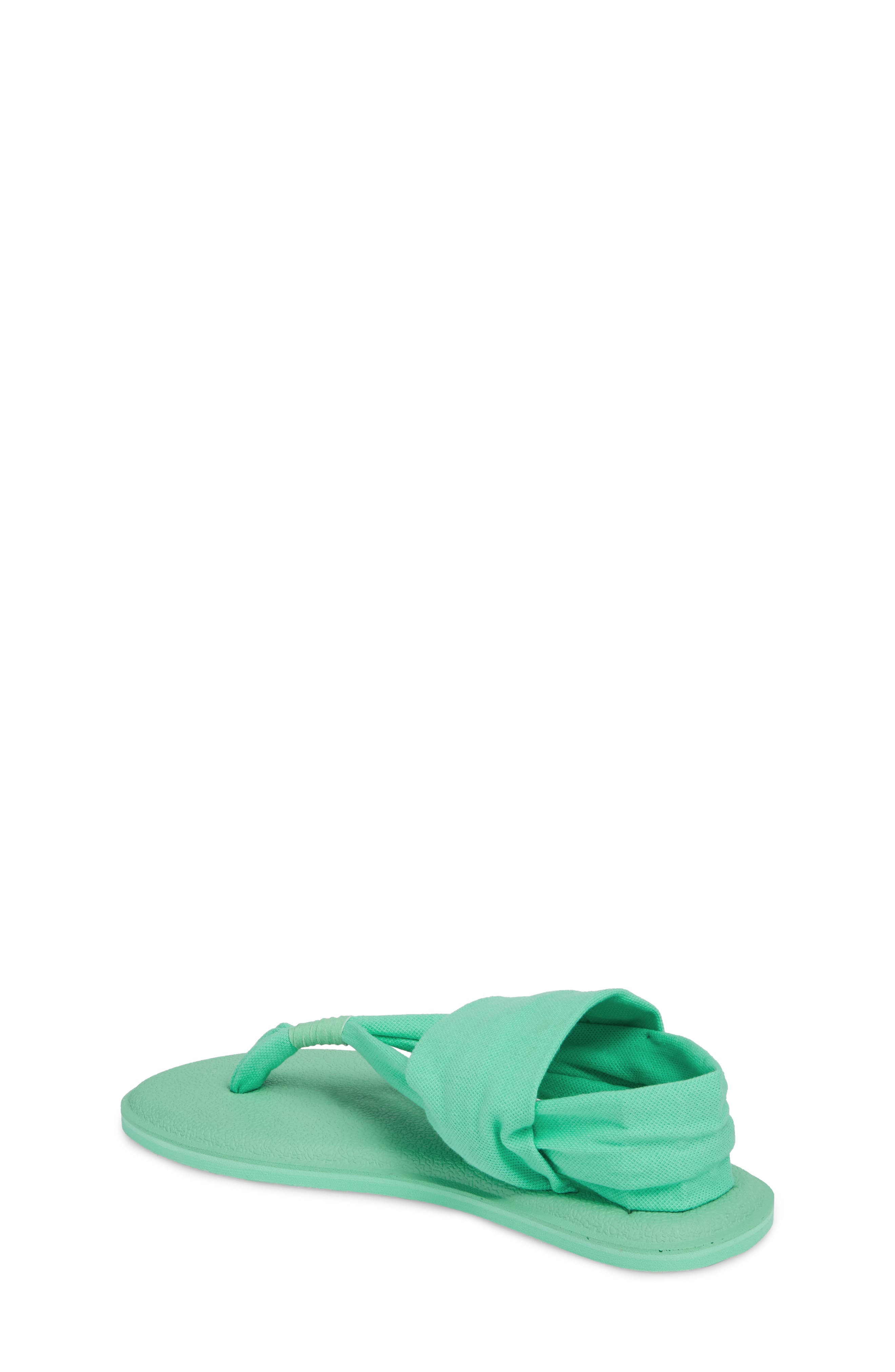 'Yoga Sling Burst' Sandal,                             Alternate thumbnail 2, color,                             305