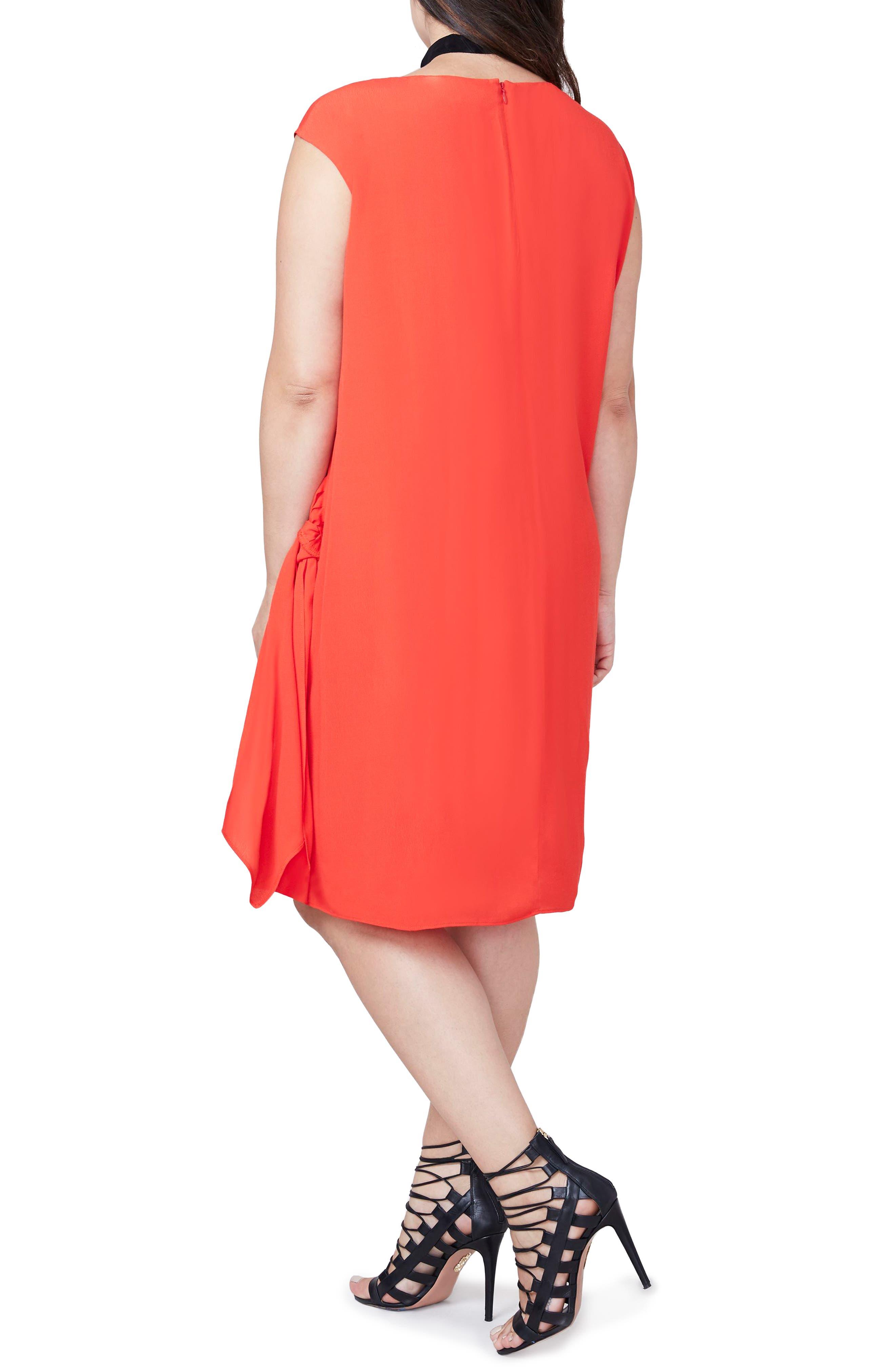 Side Tie Dress,                         Main,                         color, 623