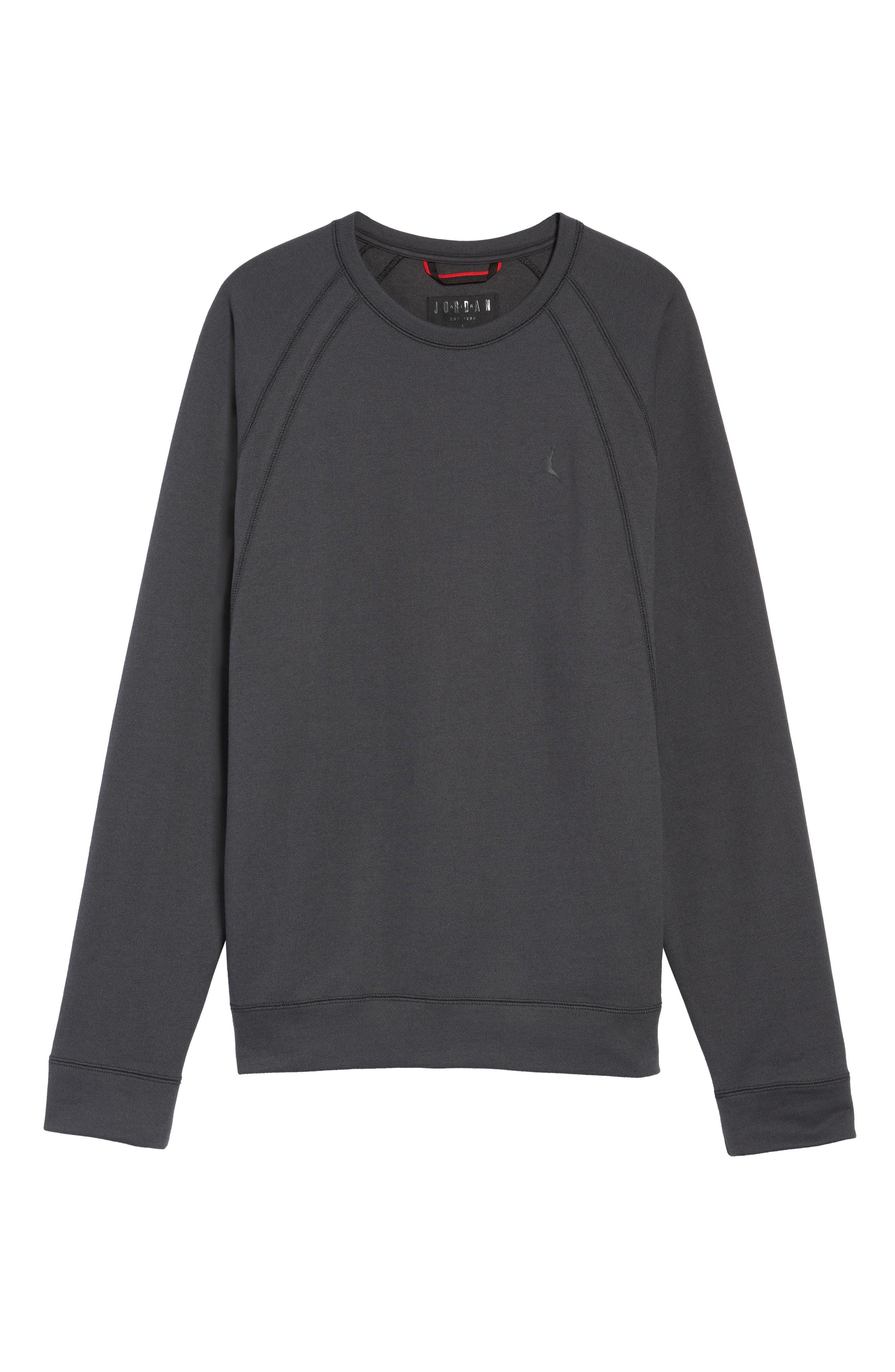 Jordan Sportswear Wings Pullover,                             Alternate thumbnail 12, color,