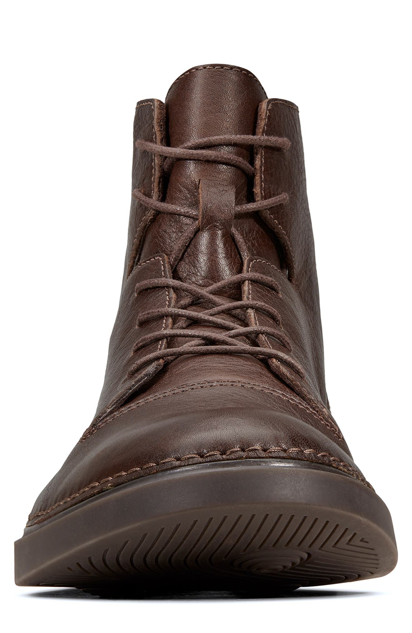 Hale Rise Plain Toe Boot,                             Alternate thumbnail 3, color,                             213