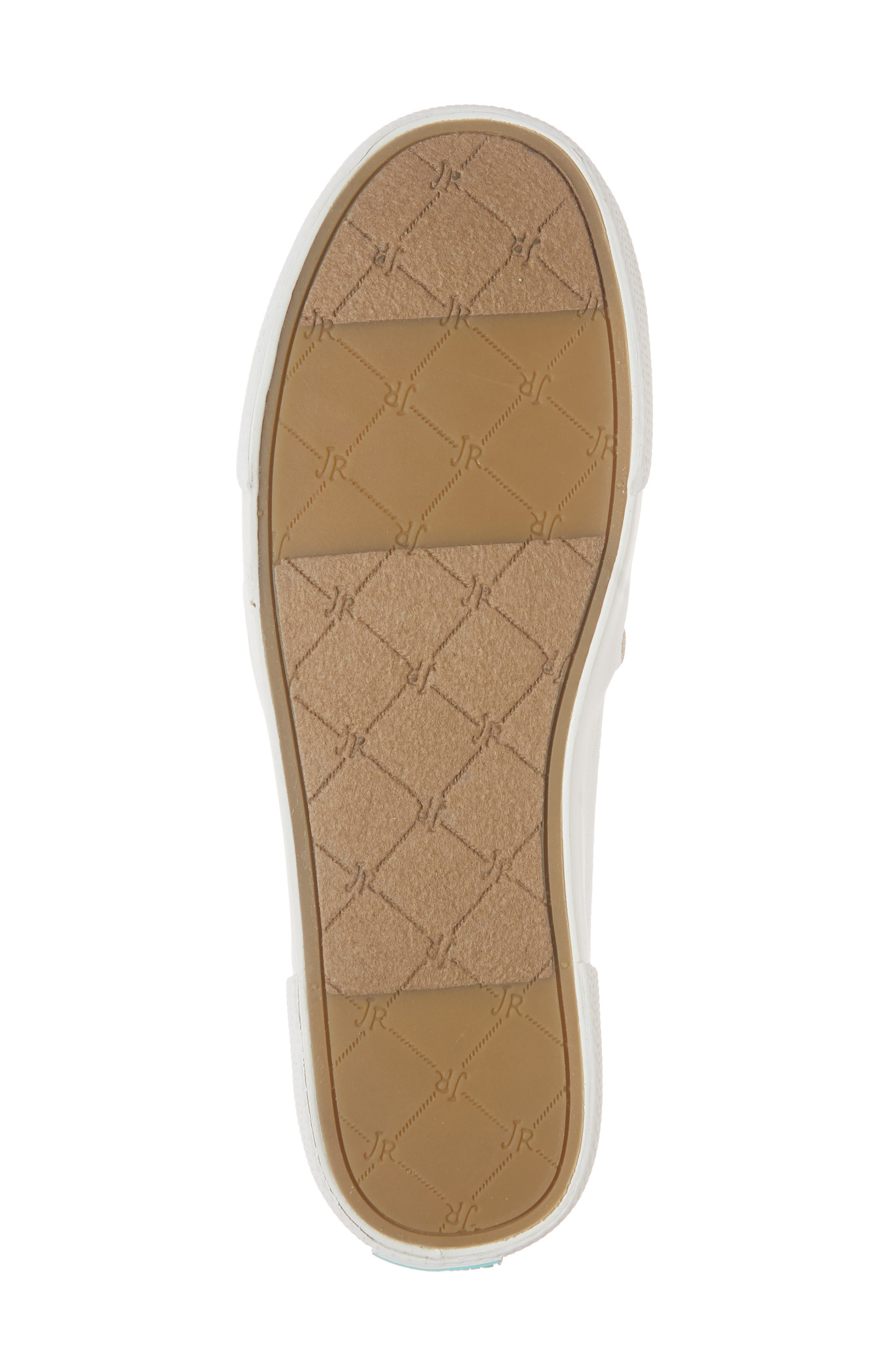 McKay Slip-On Sneaker,                             Alternate thumbnail 6, color,                             WHITE FABRIC