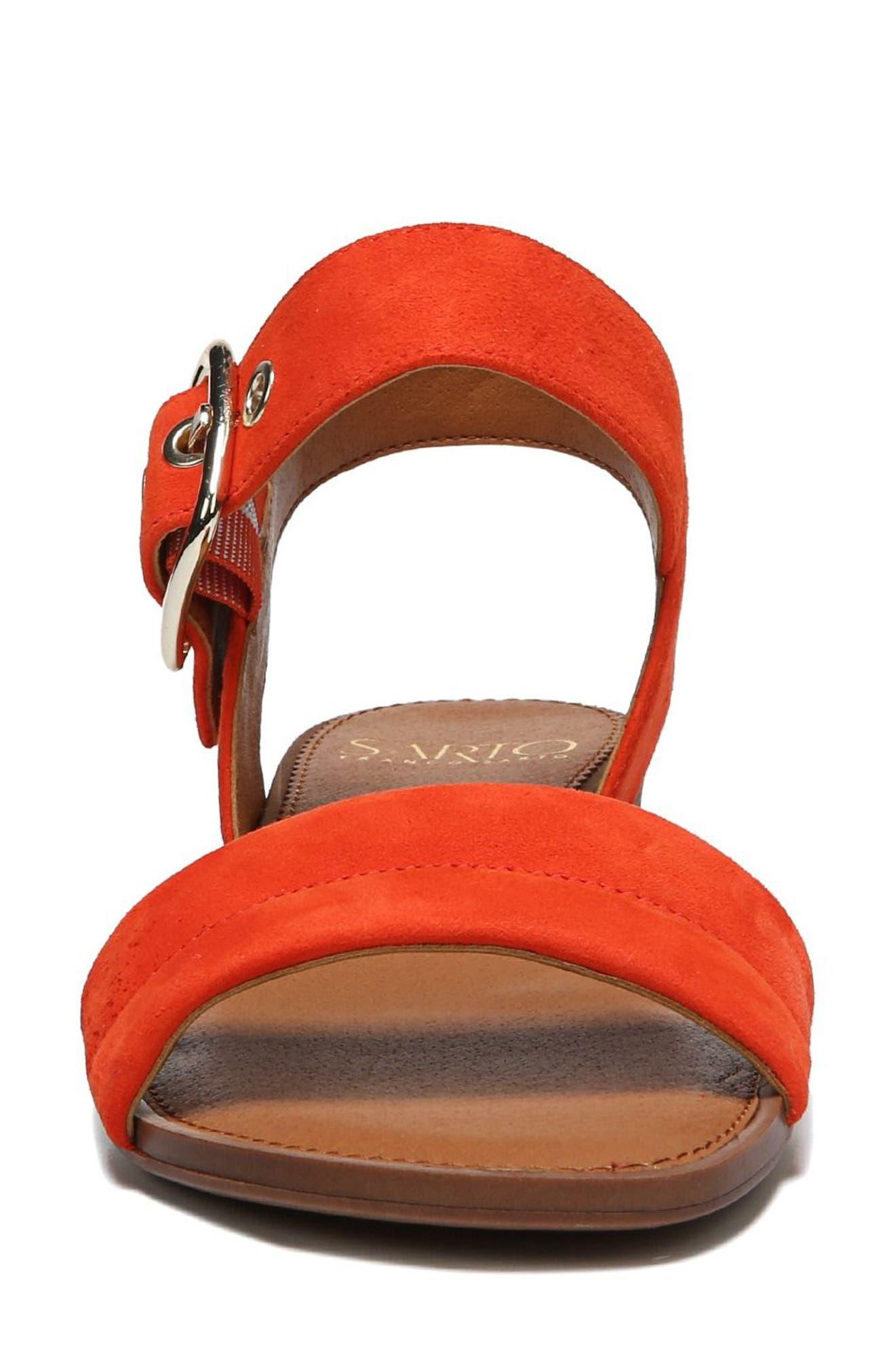 Patterson Low Wedge Sandal,                             Alternate thumbnail 28, color,