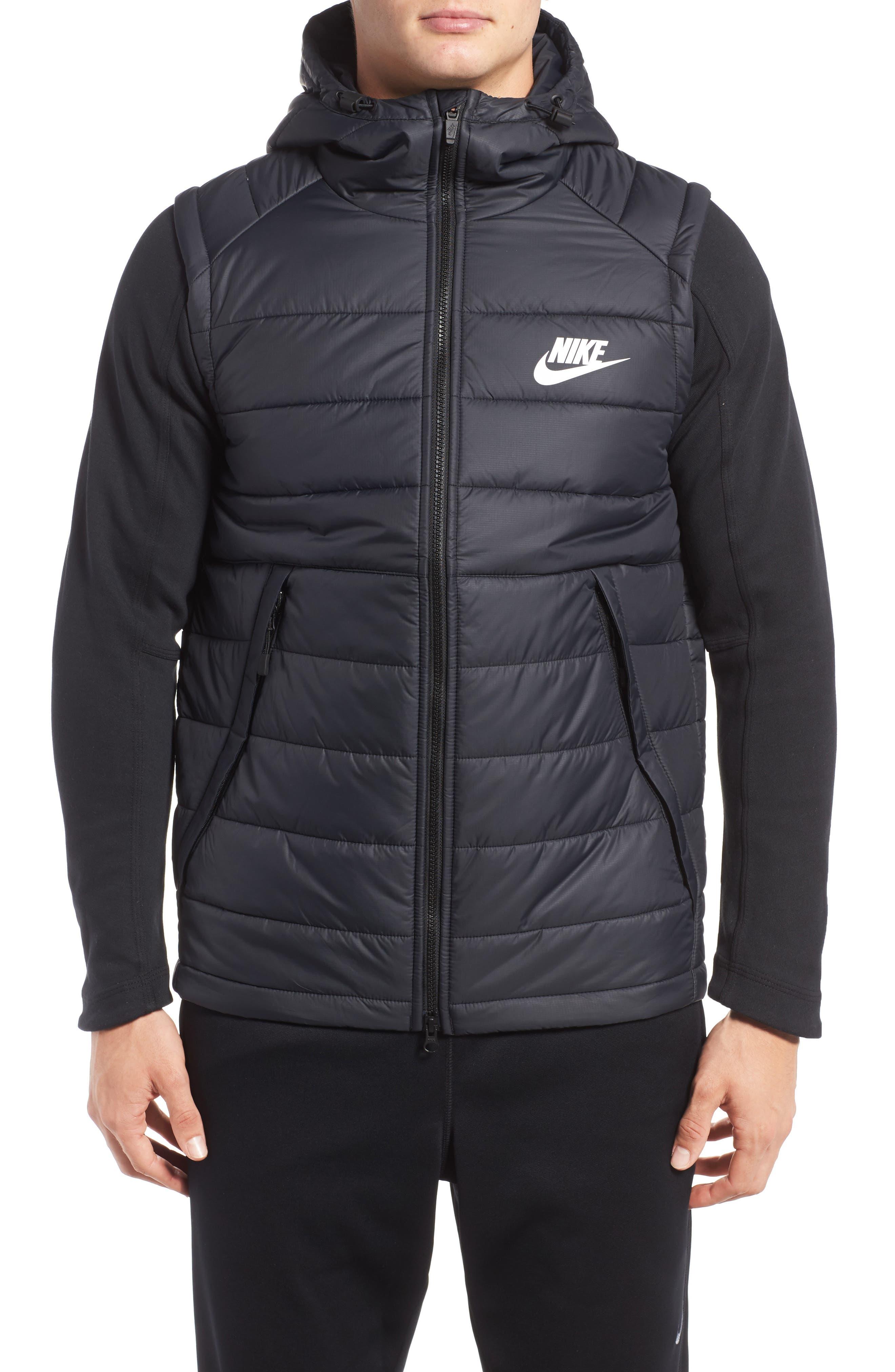 NIKE,                             Sportswear Advance 15 Jacket,                             Main thumbnail 1, color,                             010