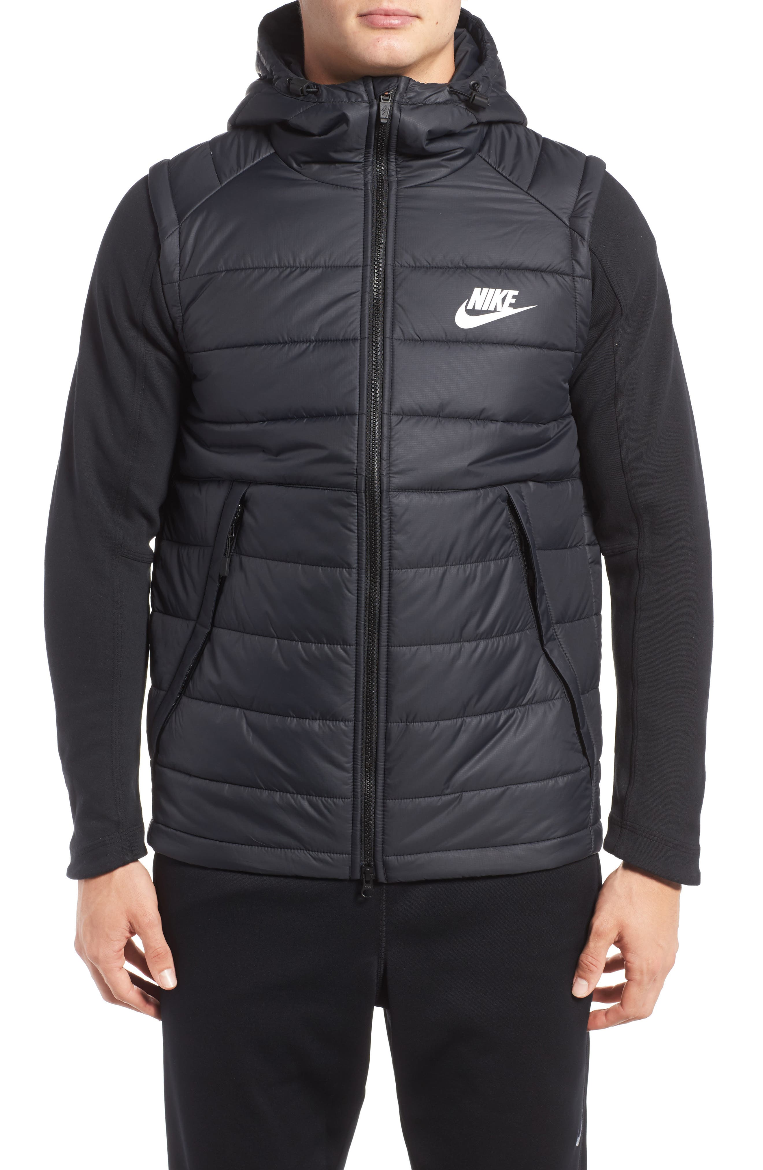 NIKE Sportswear Advance 15 Jacket, Main, color, 010