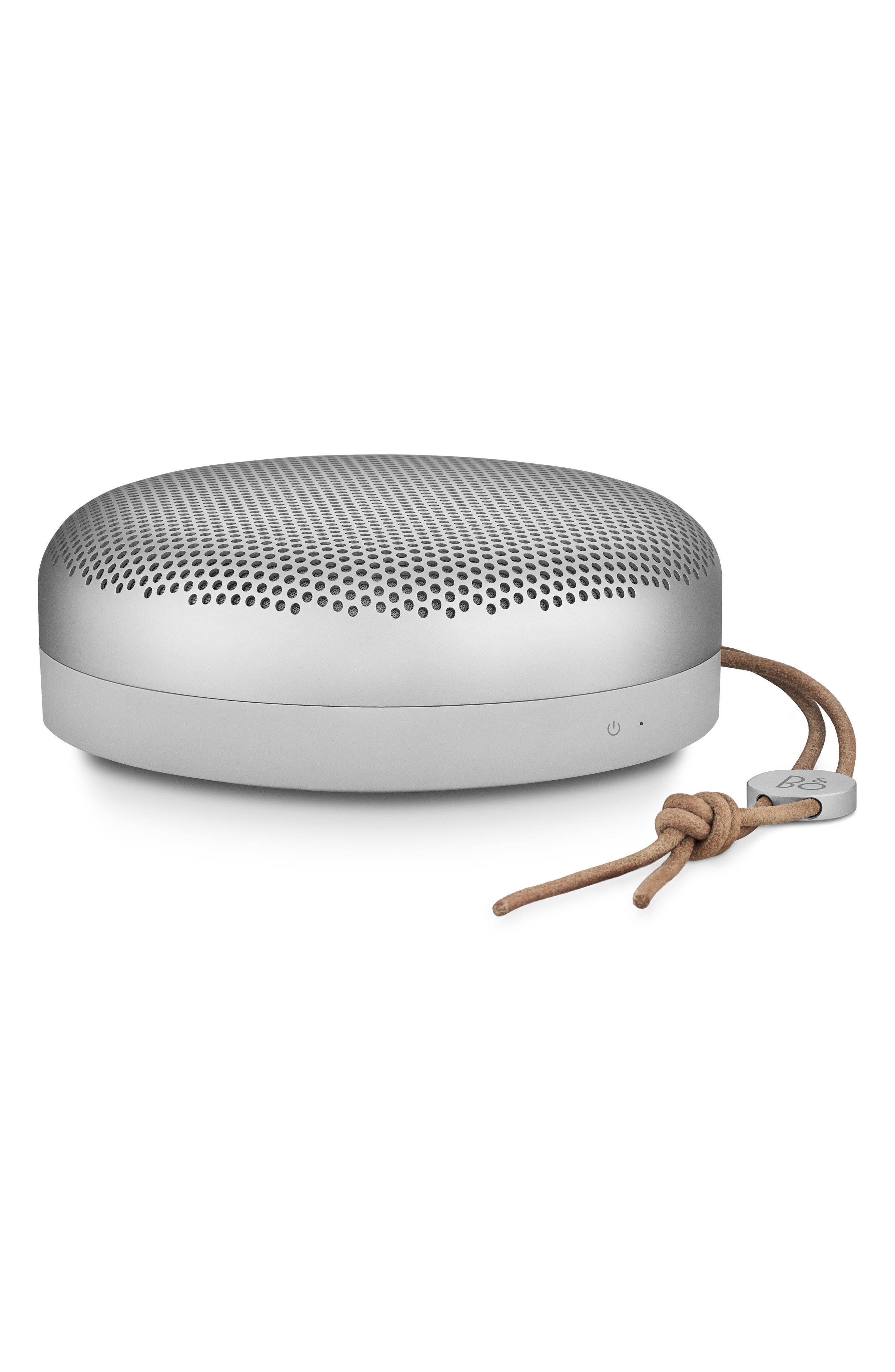 A1 Portable Bluetooth Speaker,                             Alternate thumbnail 2, color,                             NATURAL