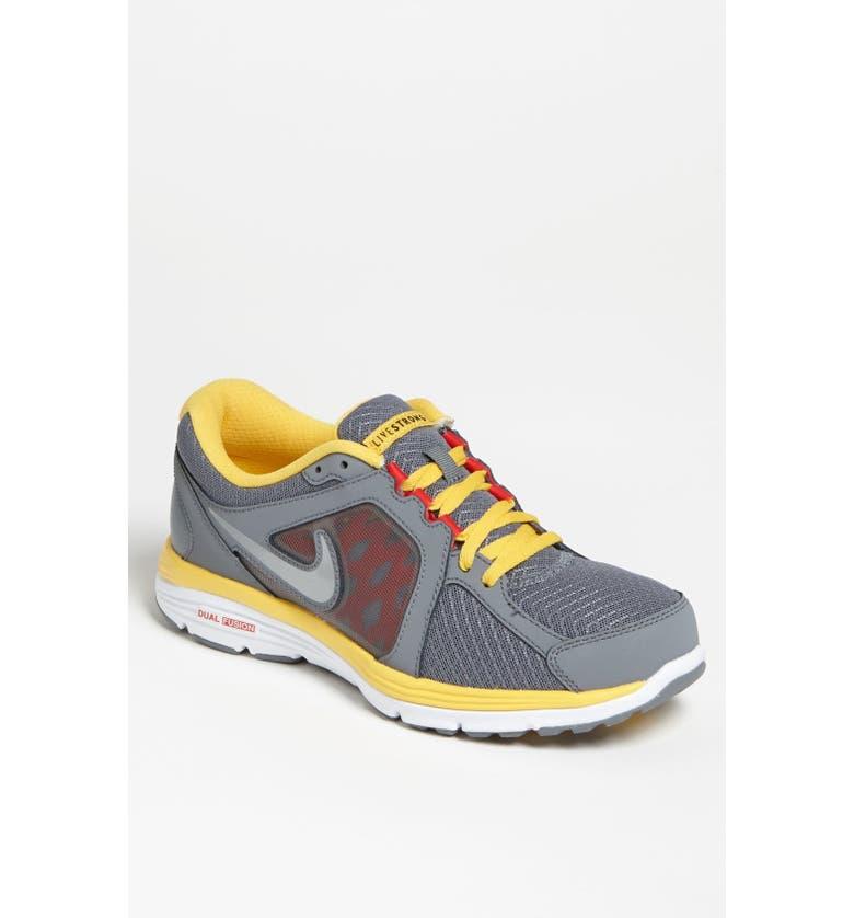 promo code a9cd7 65feb NIKE Dual Fusion Run Livestrong Running Shoe, Main, color, ...