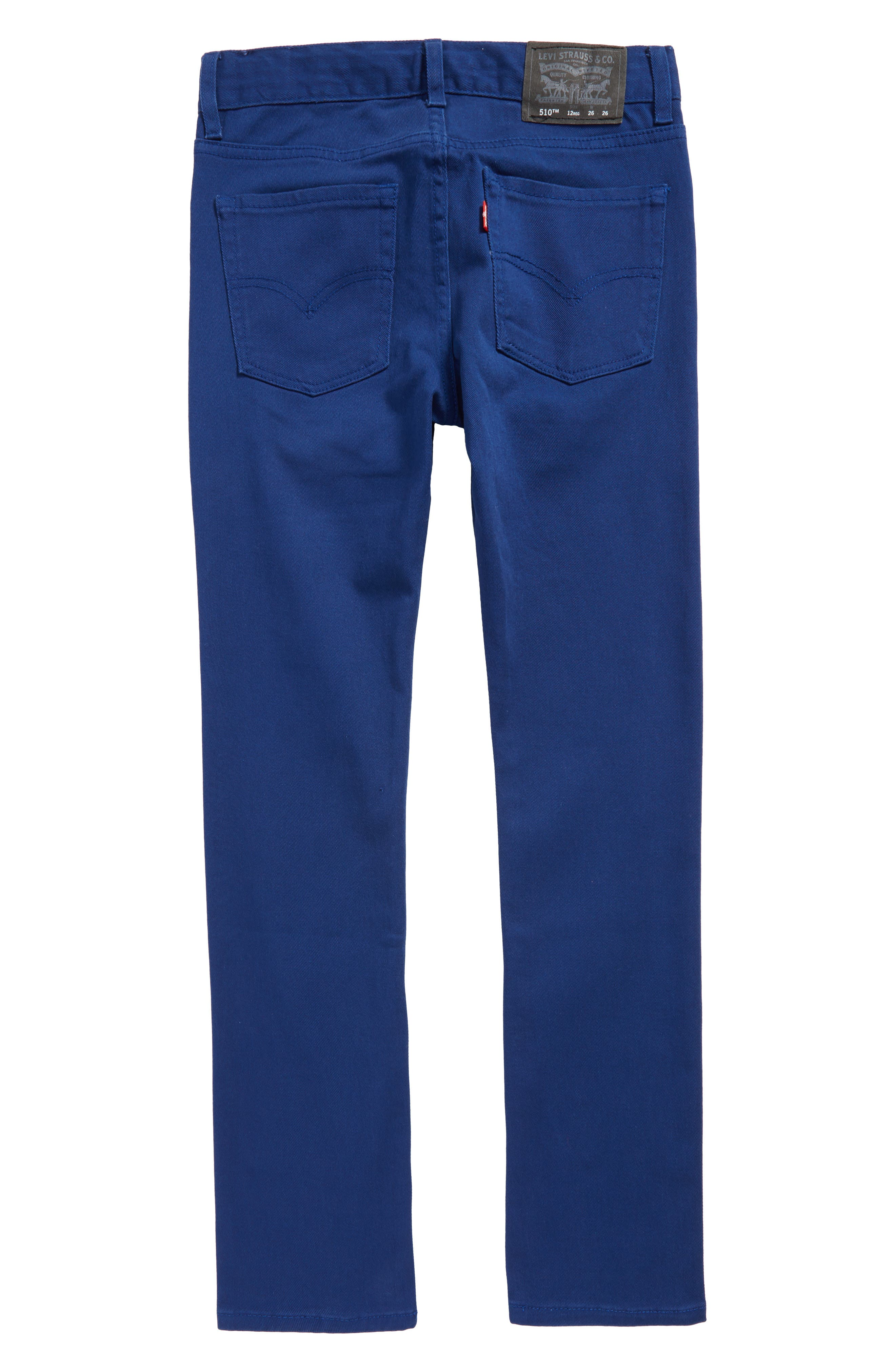 510<sup>™</sup> Skinny Fit Jeans,                             Alternate thumbnail 2, color,                             409