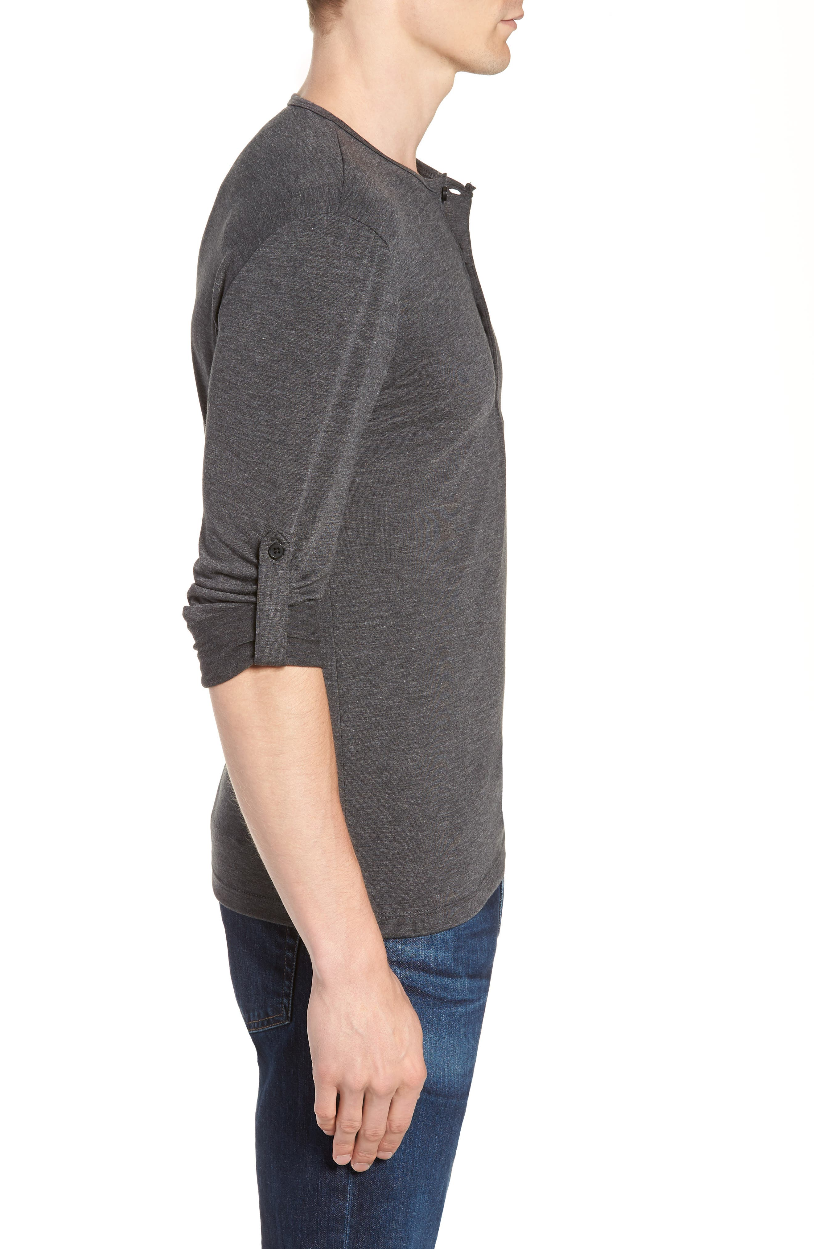 Stoneport Henley,                             Alternate thumbnail 3, color,                             CHARCOAL