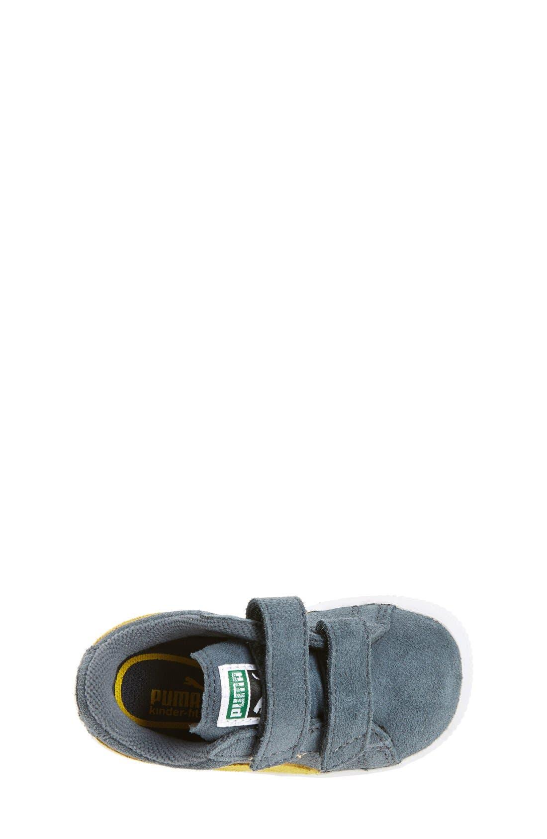 Suede Sneaker,                             Alternate thumbnail 25, color,