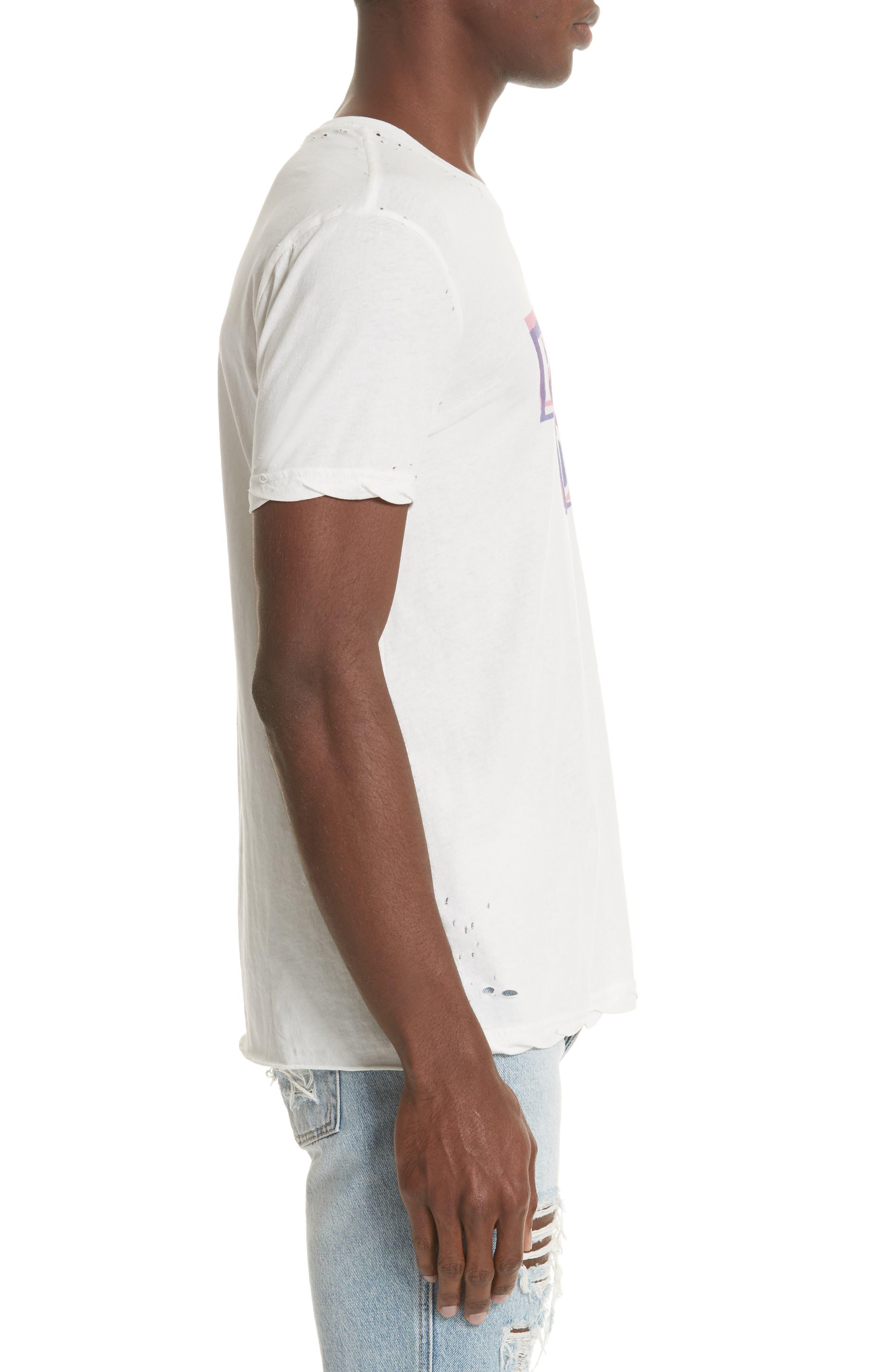Pist Sext Lols Graphic T-Shirt,                             Alternate thumbnail 3, color,                             100
