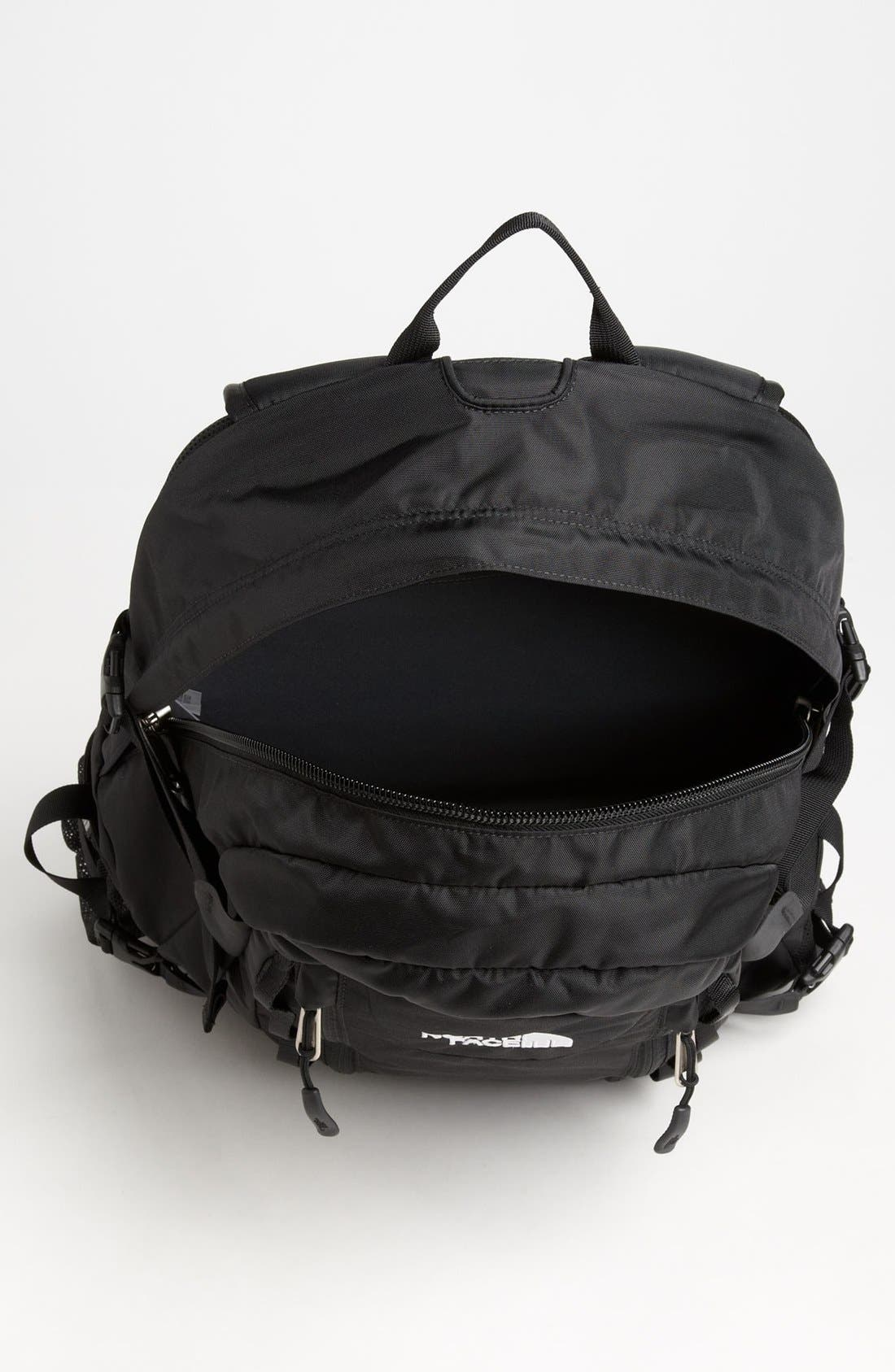 THE NORTH FACE,                             'Big Shot II' Backpack,                             Alternate thumbnail 3, color,                             001