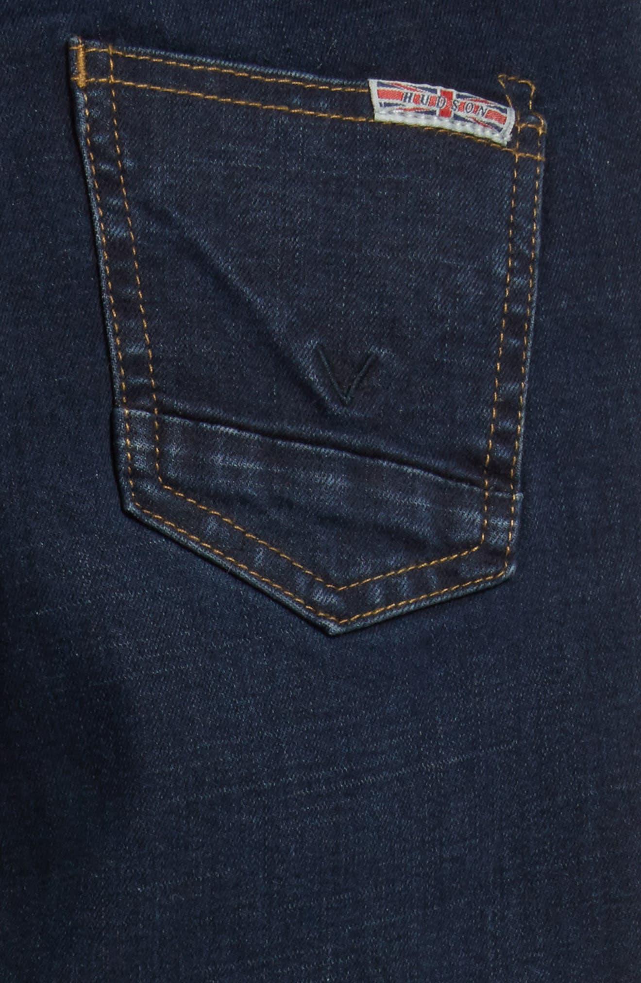 Hudson Jagger Slim Straight Leg Jeans,                             Alternate thumbnail 3, color,                             403