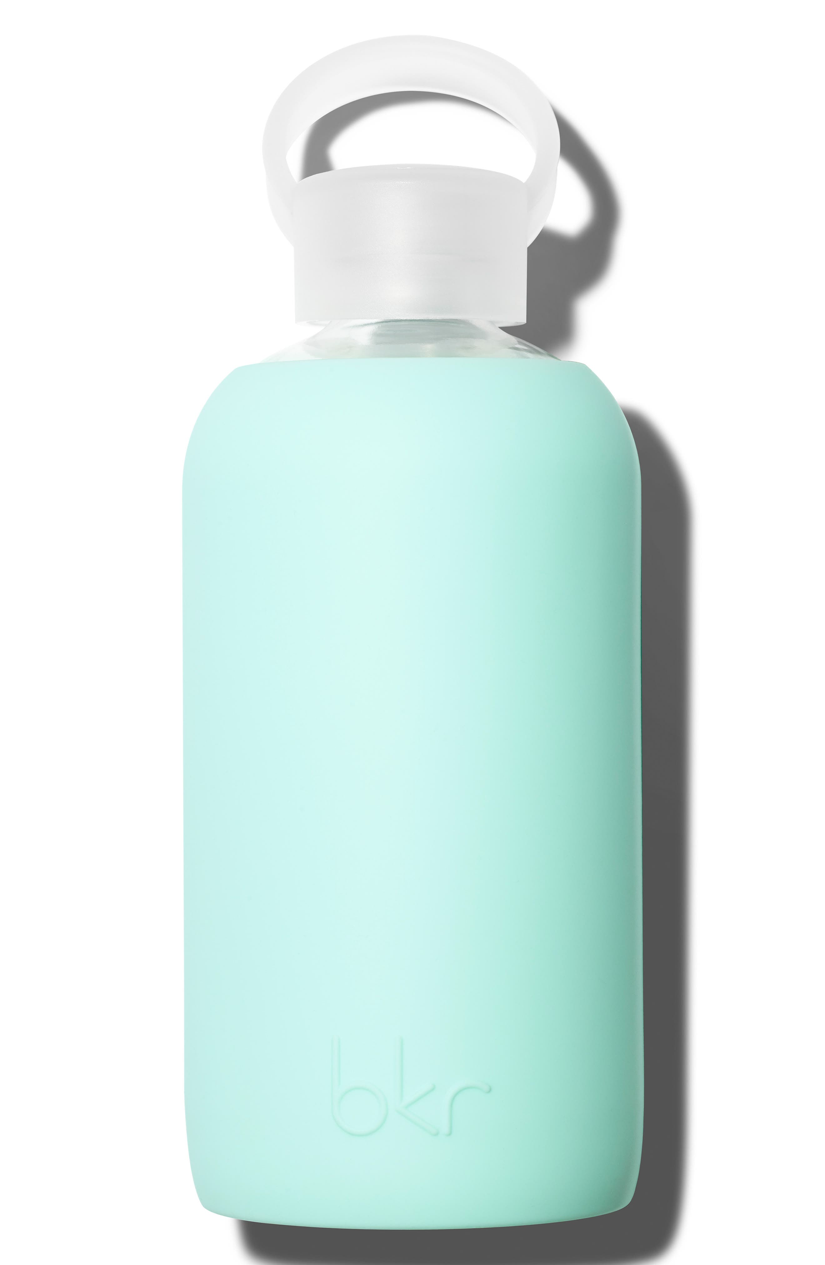 16-Ounce Glass Water Bottle,                             Main thumbnail 1, color,                             307