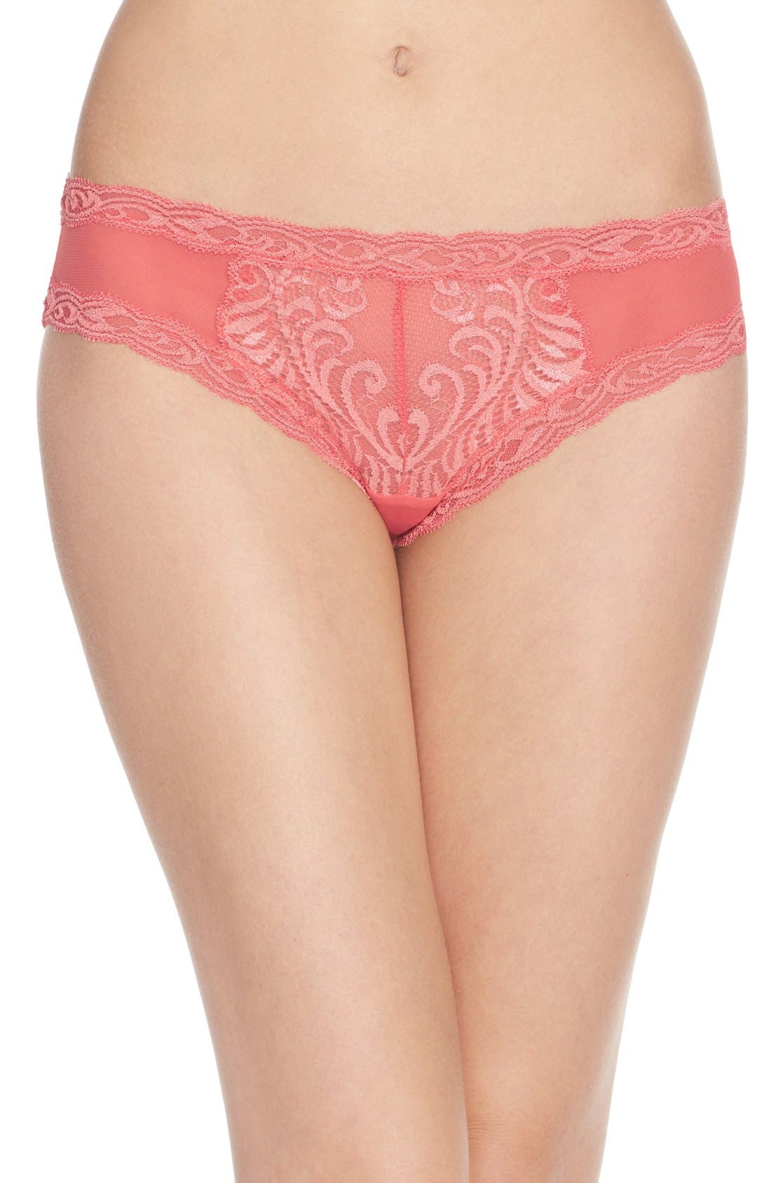 Feathers Hipster Briefs,                             Main thumbnail 82, color,