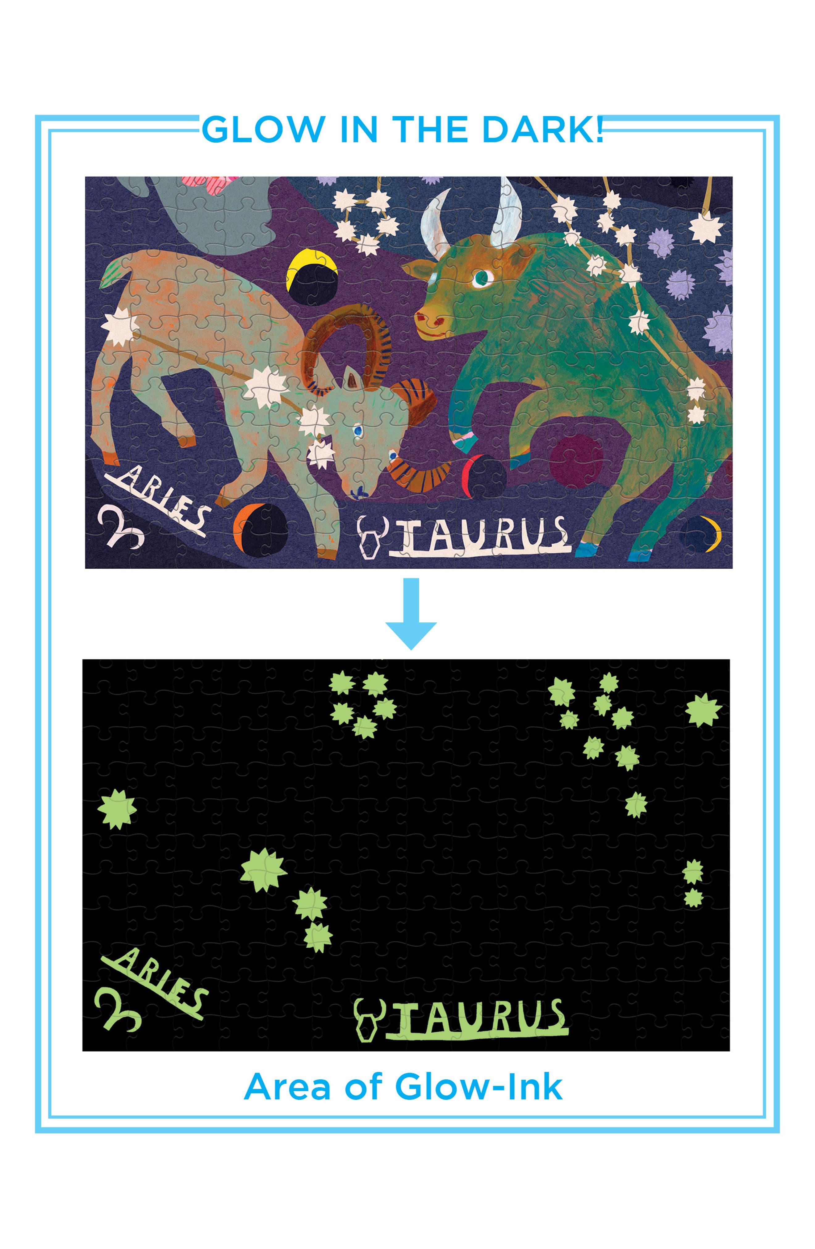 Zodiac 1000-Piece Puzzle,                             Alternate thumbnail 2, color,                             500