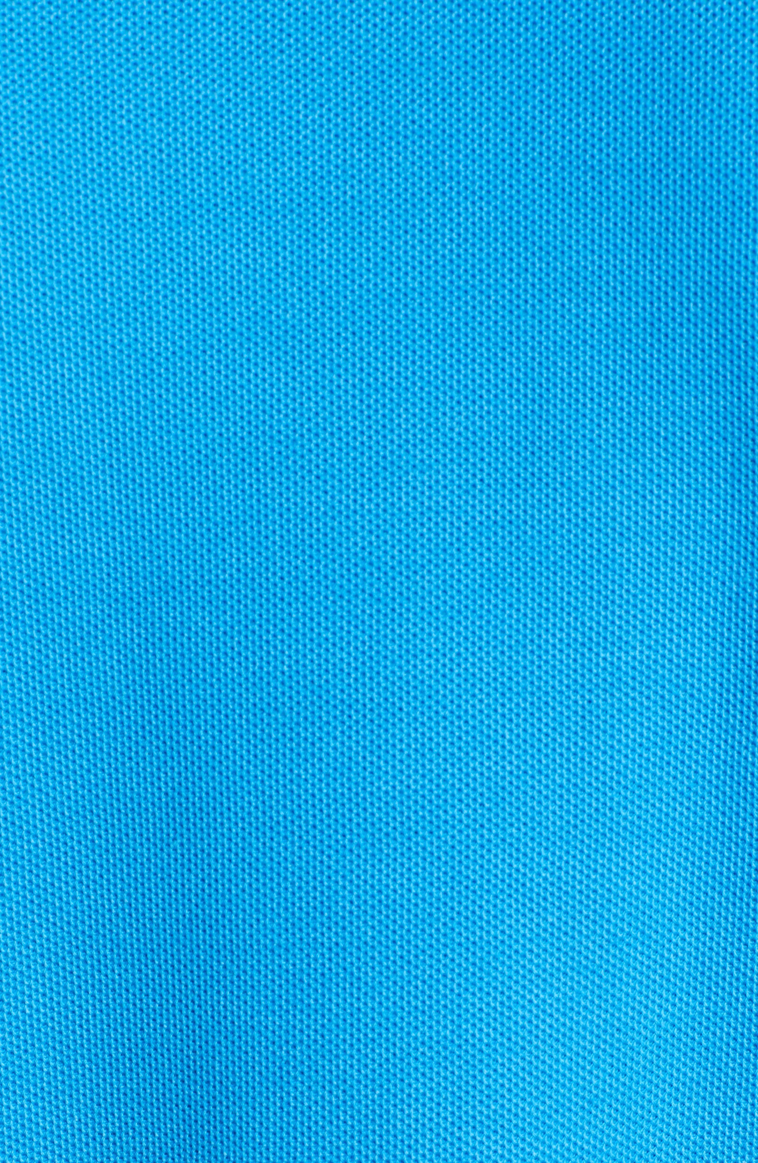 Classic Piqué Polo,                             Alternate thumbnail 5, color,                             AEGEAN