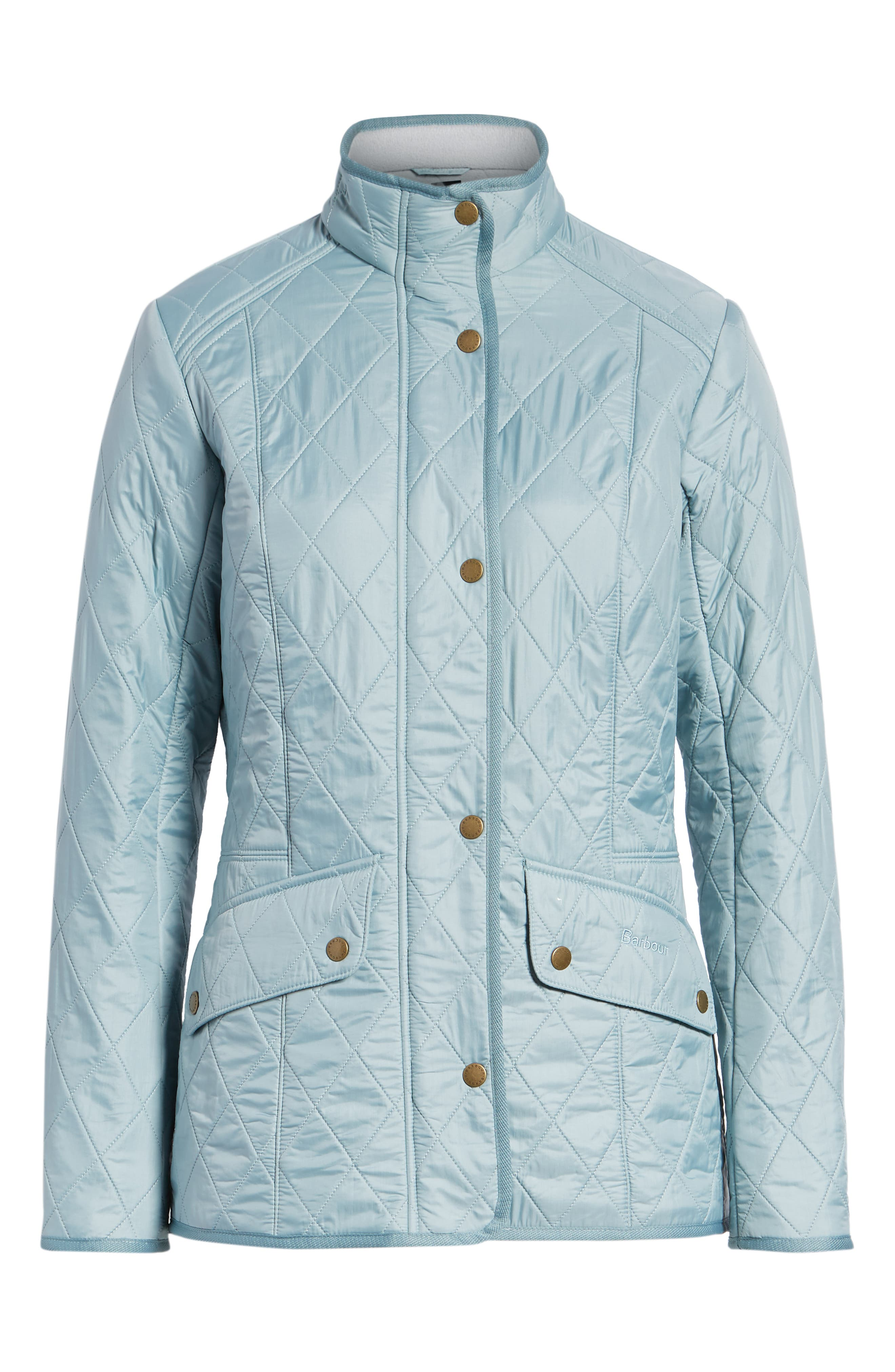 'Cavalry' Quilted Jacket,                             Alternate thumbnail 49, color,
