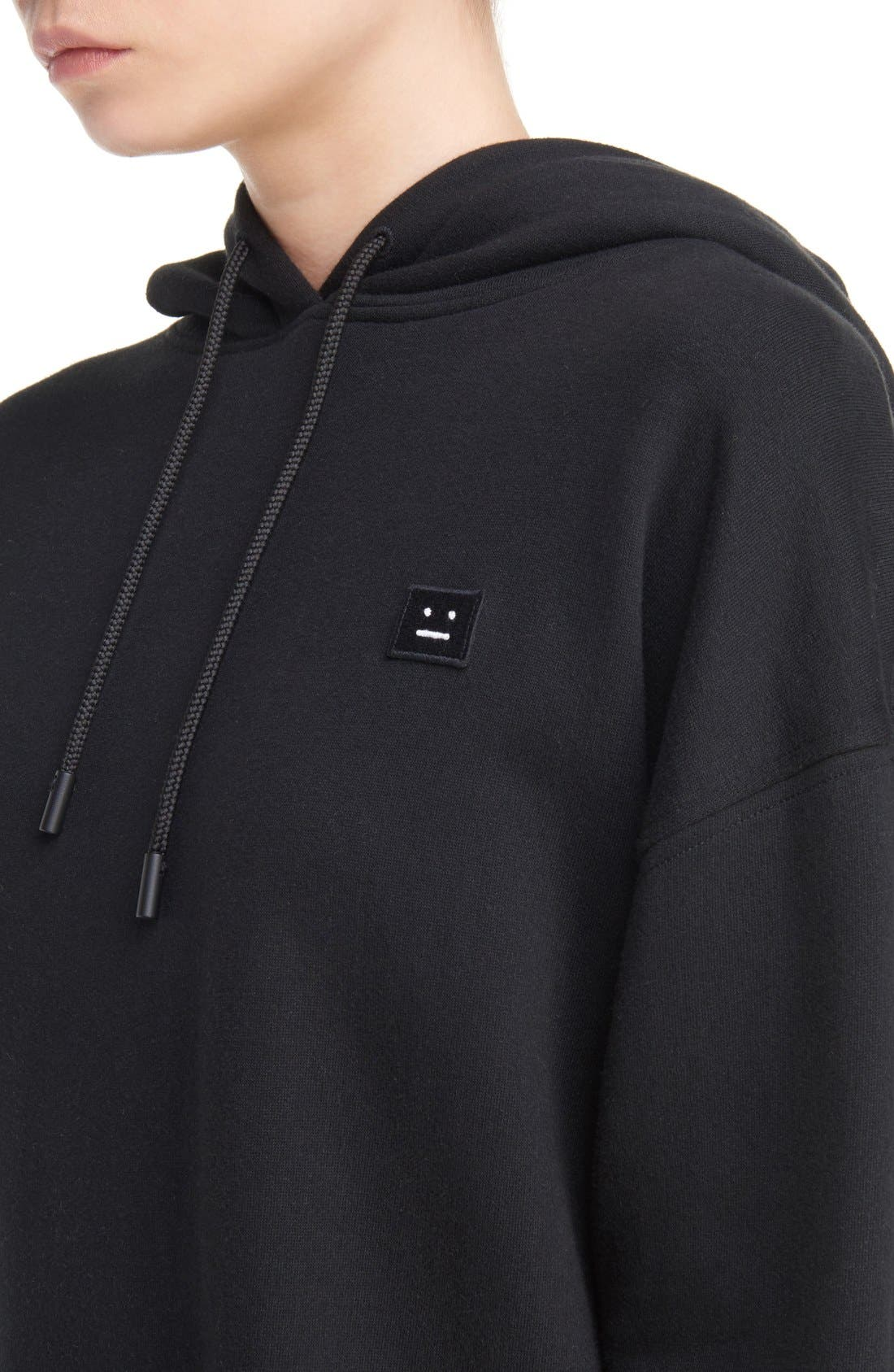 Yala Patch Hoodie,                             Alternate thumbnail 6, color,                             002