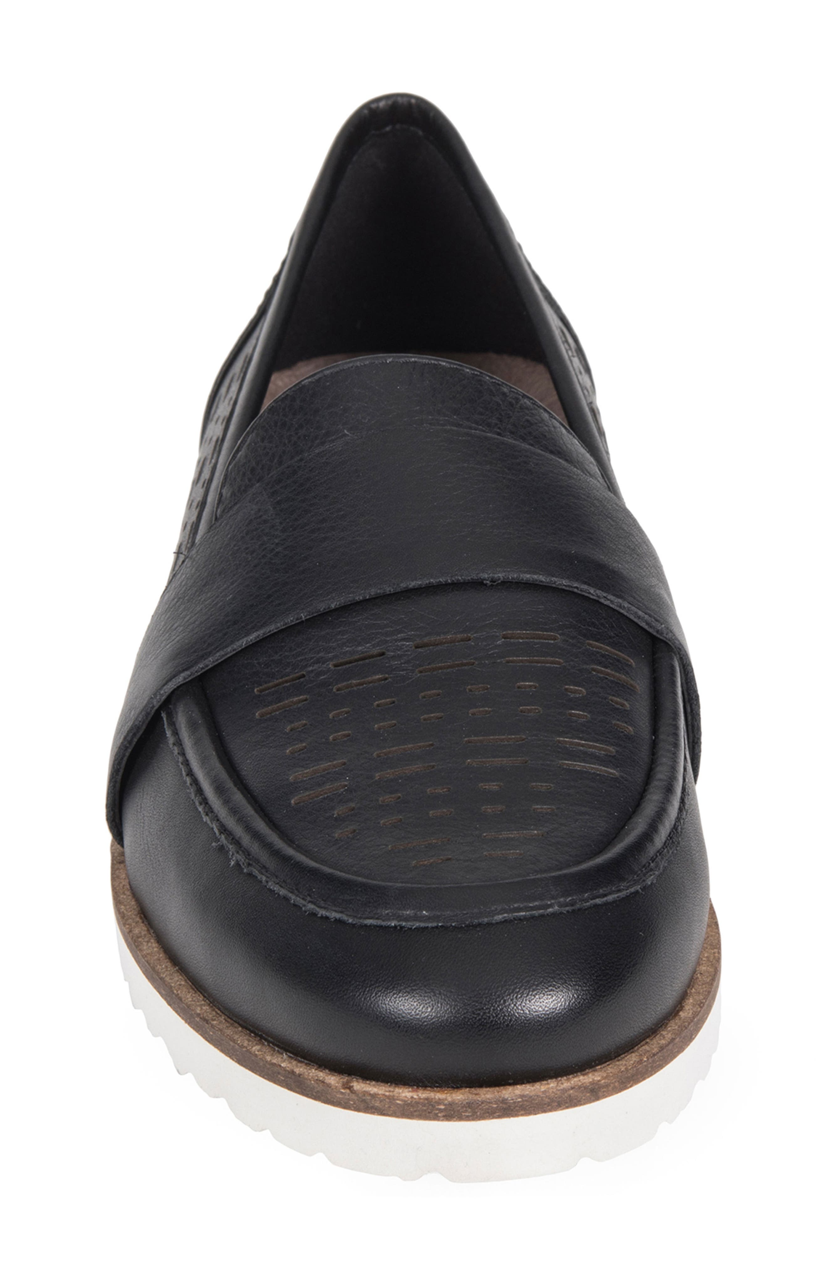 Masio Loafer,                             Alternate thumbnail 4, color,                             001
