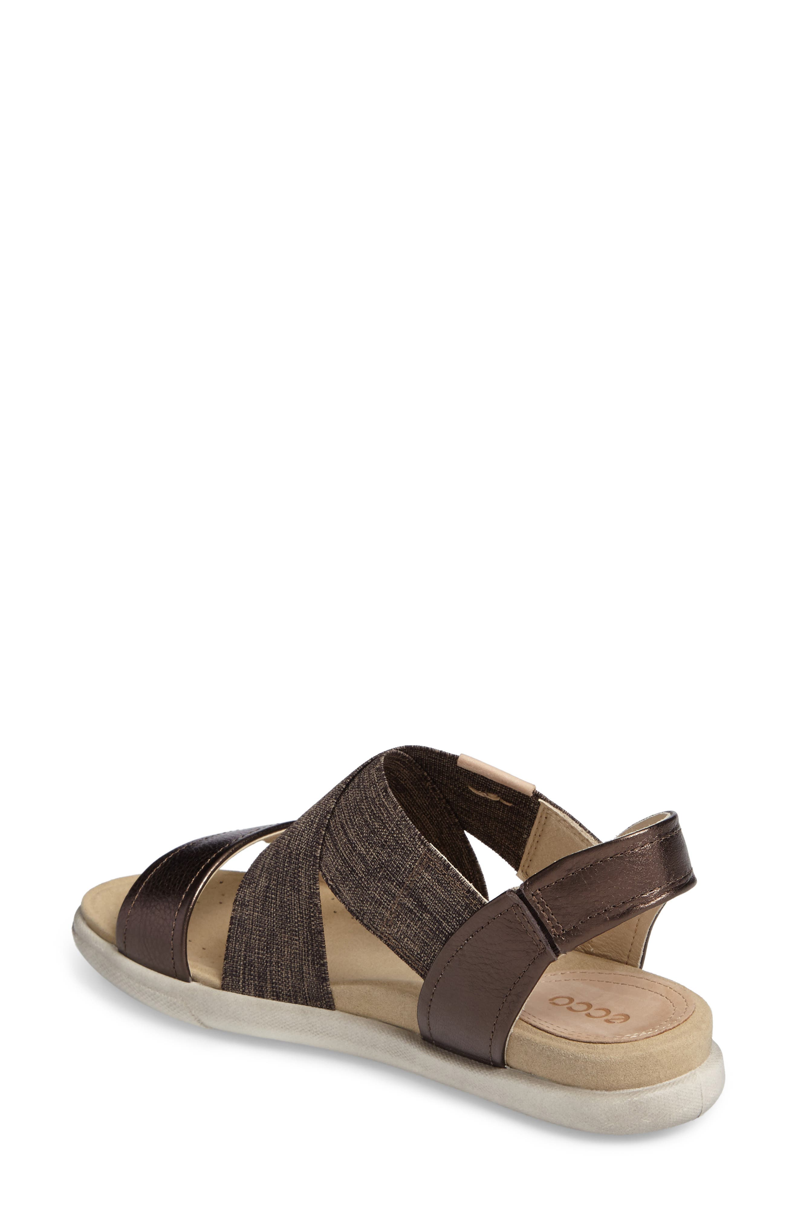 Damara Cross-Strap Sandal,                             Alternate thumbnail 13, color,