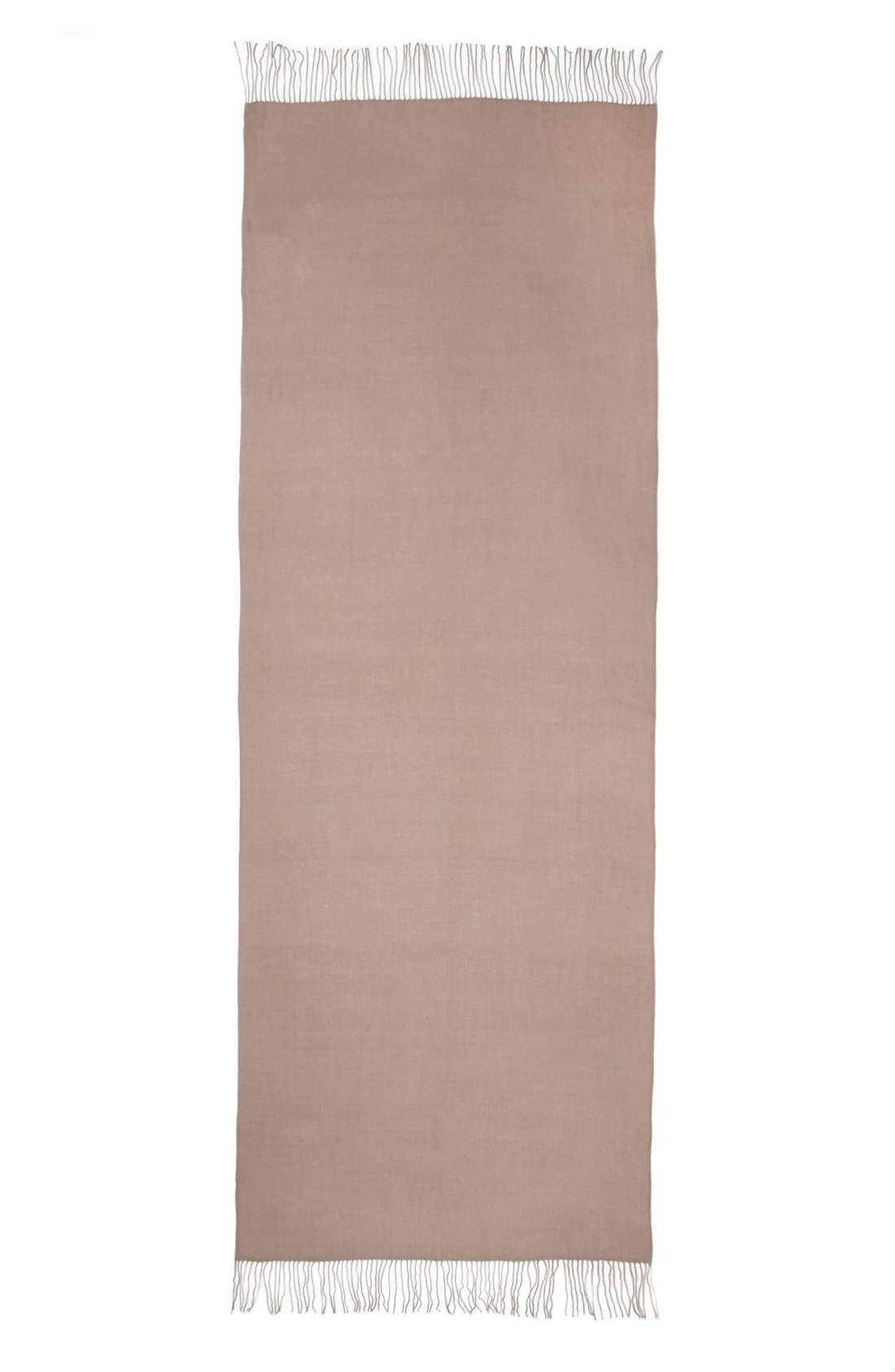 Tissue Weight Wool & Cashmere Wrap,                             Alternate thumbnail 185, color,