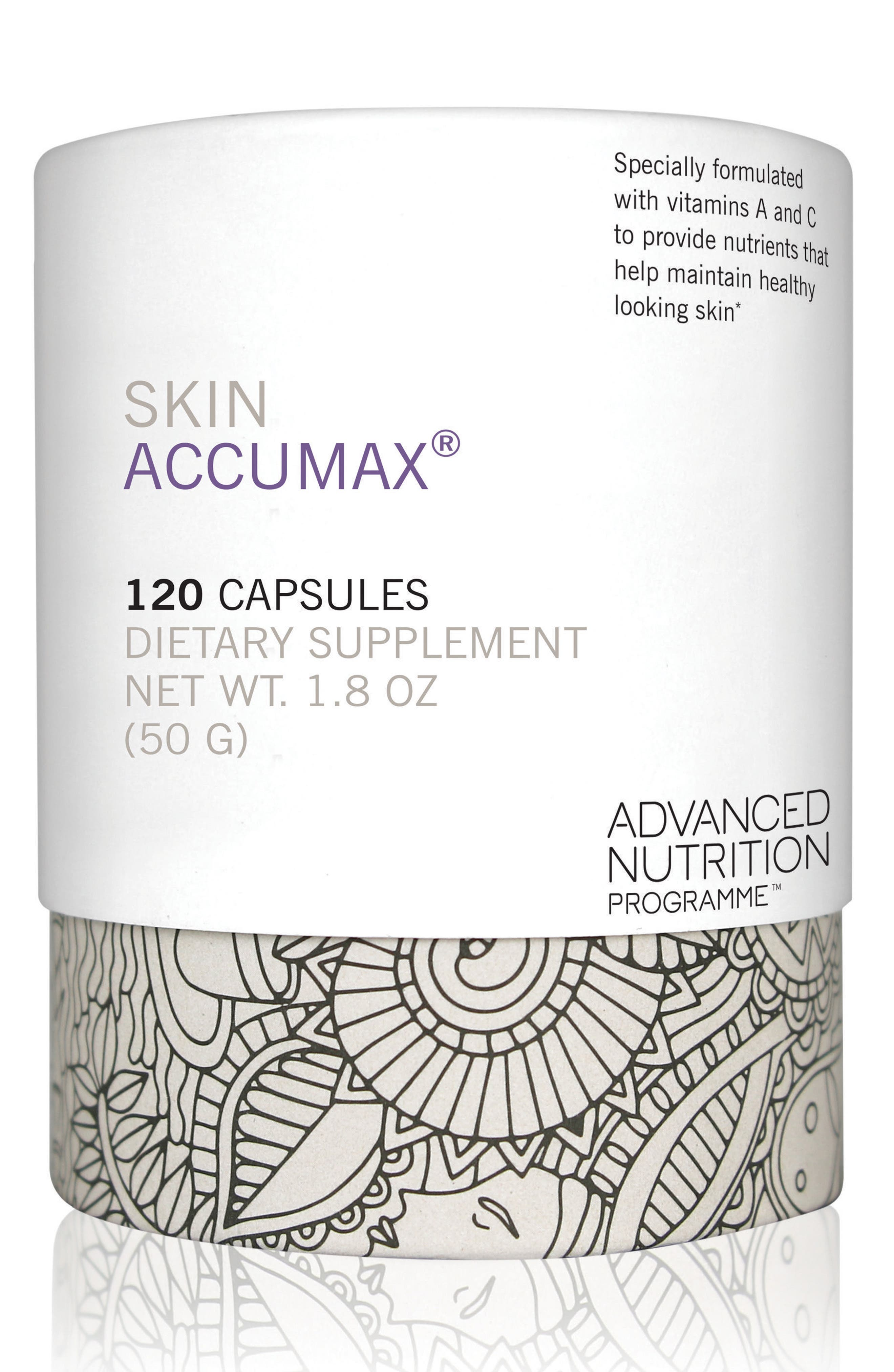 Accumax<sup>®</sup> Dietary Supplement,                         Main,                         color, NO COLOR