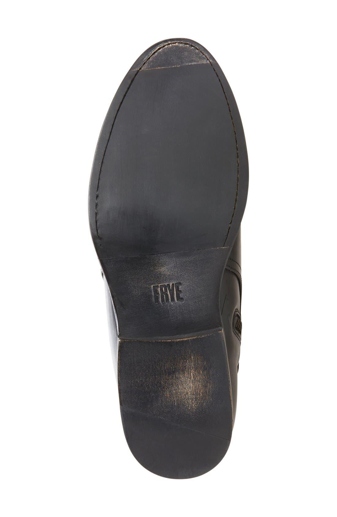 Jordan Strappy Knee High Boot,                             Alternate thumbnail 7, color,