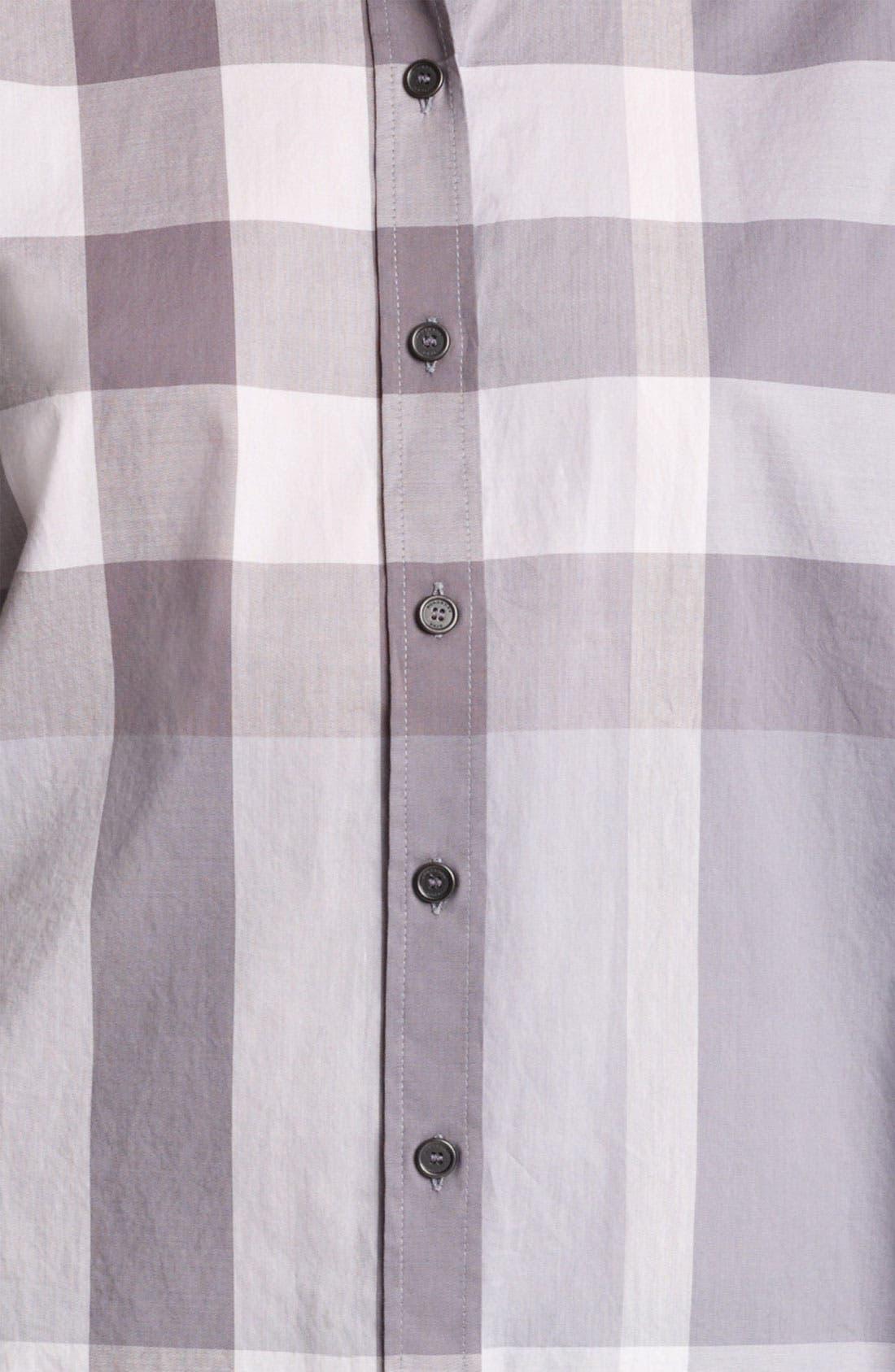 Check Woven Shirt,                             Alternate thumbnail 2, color,                             050