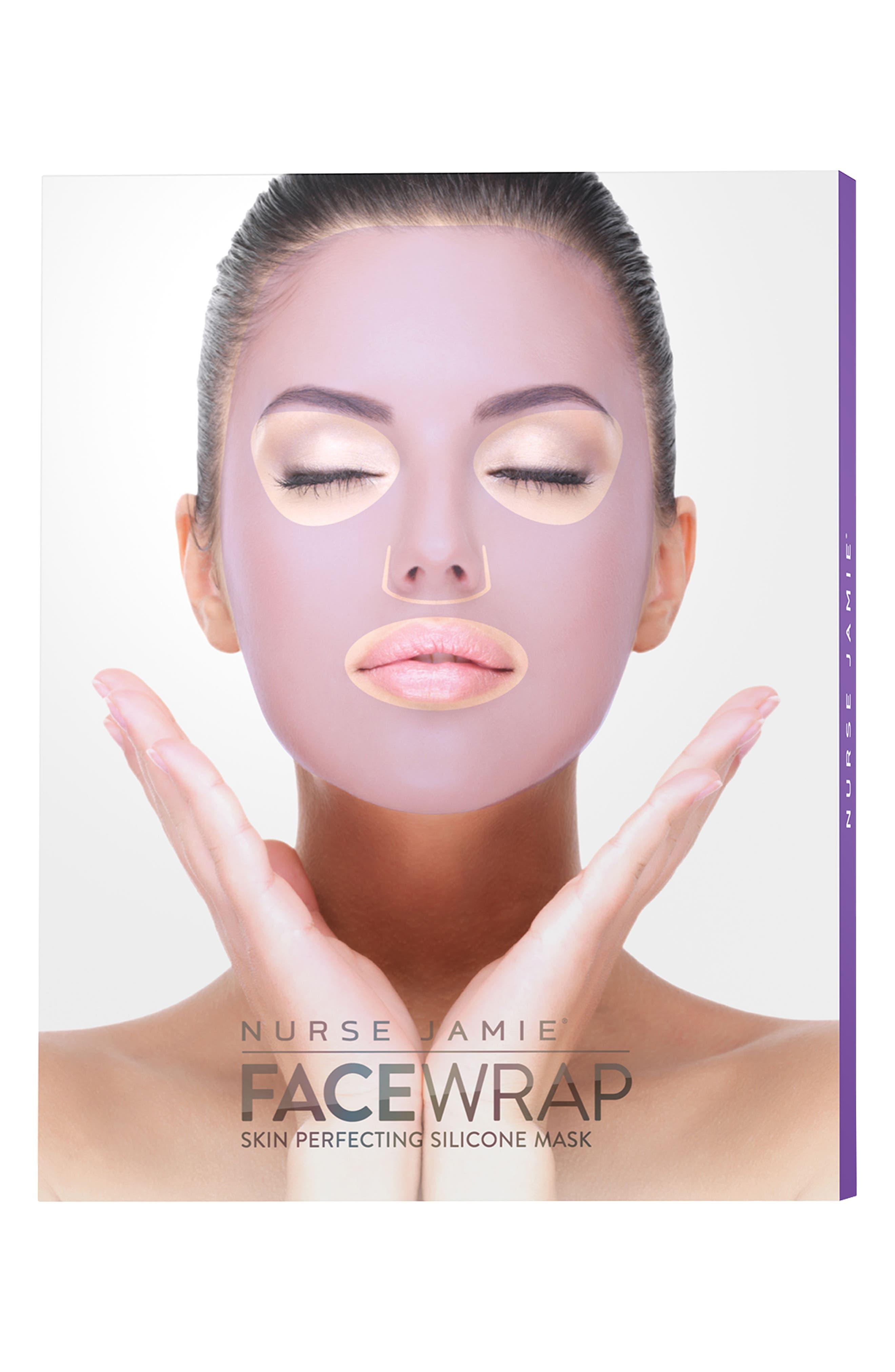 Face Wrap,                             Alternate thumbnail 4, color,                             NO COLOR