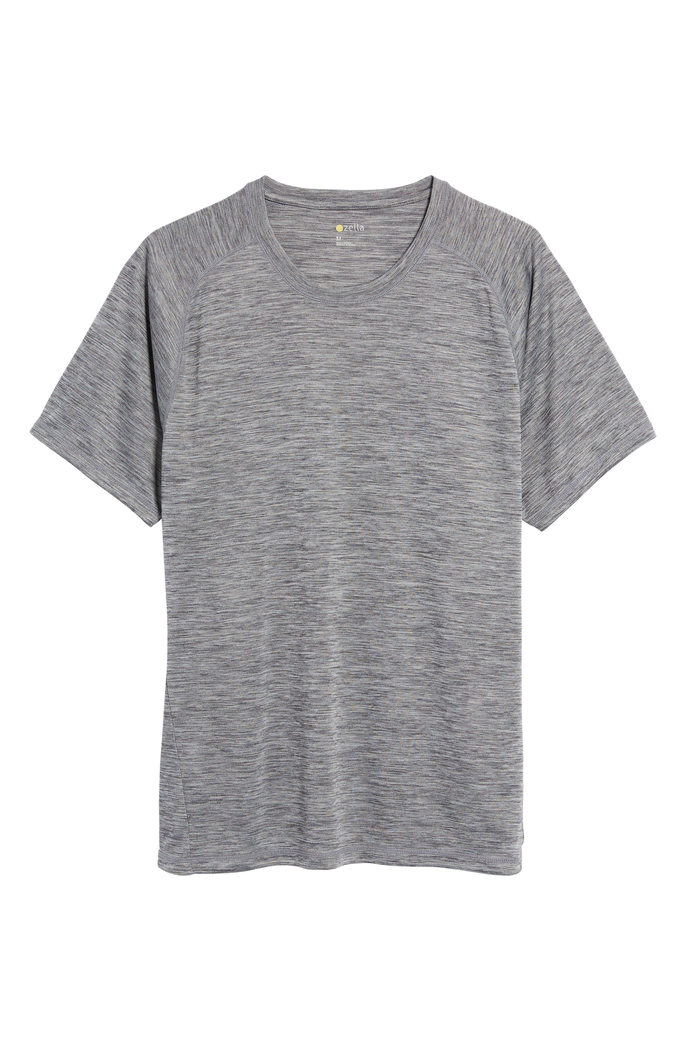 ZELLA,                             Triplite T-Shirt,                             Alternate thumbnail 6, color,                             050