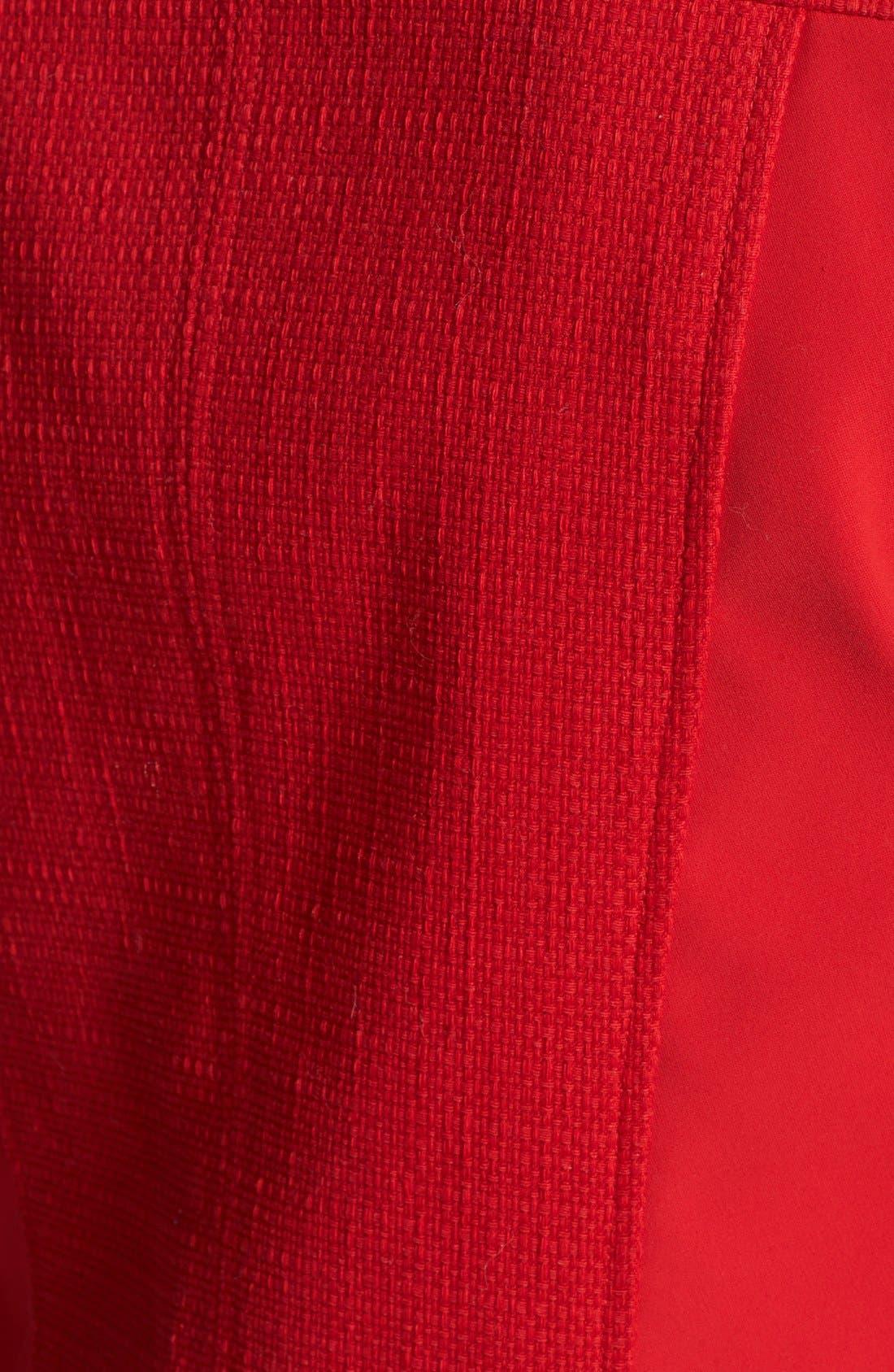 1.STATE,                             Convertible Tweed Moto Jacket,                             Alternate thumbnail 3, color,                             632